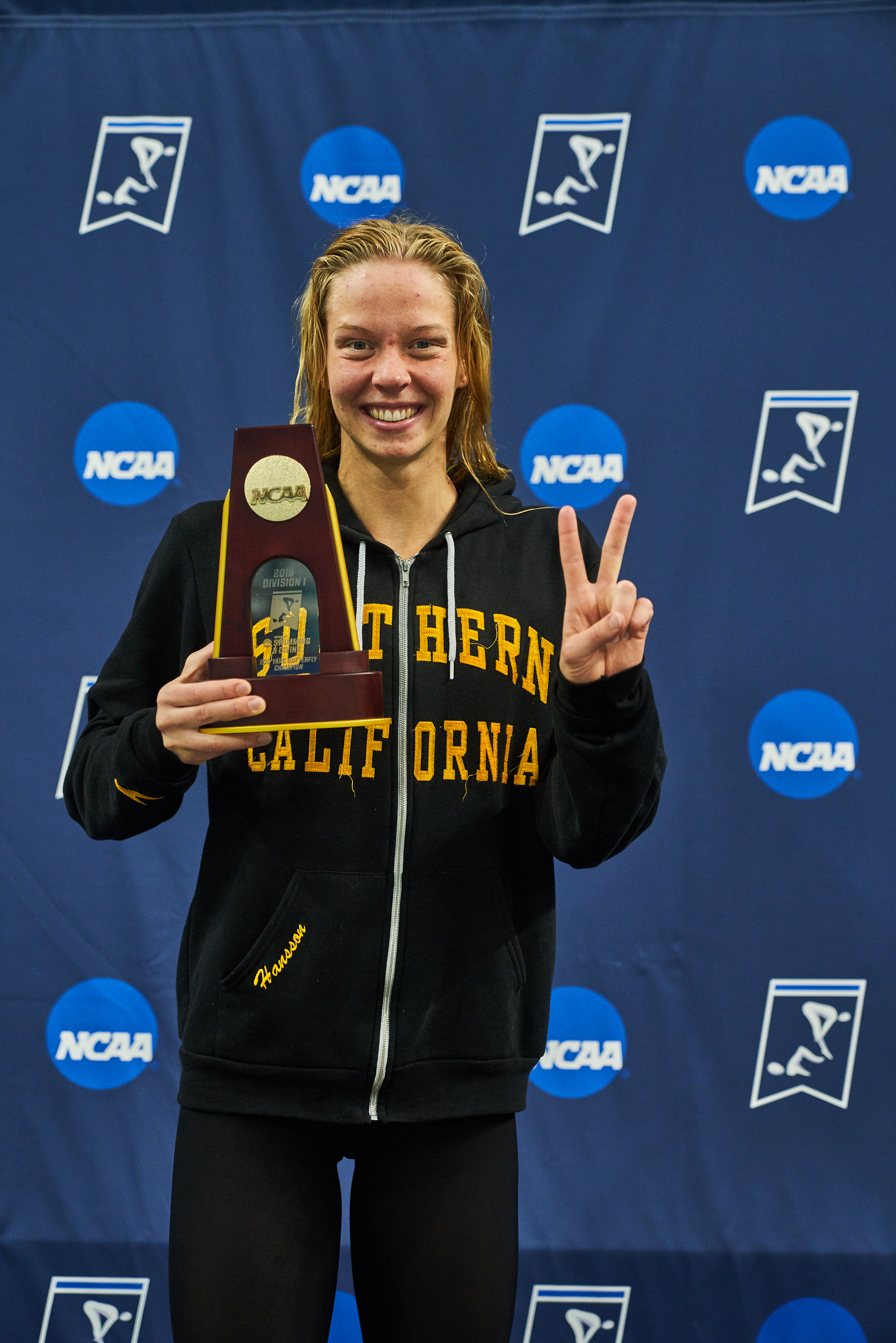 2019 NCAA Division I Women's Swimming and Diving Championship