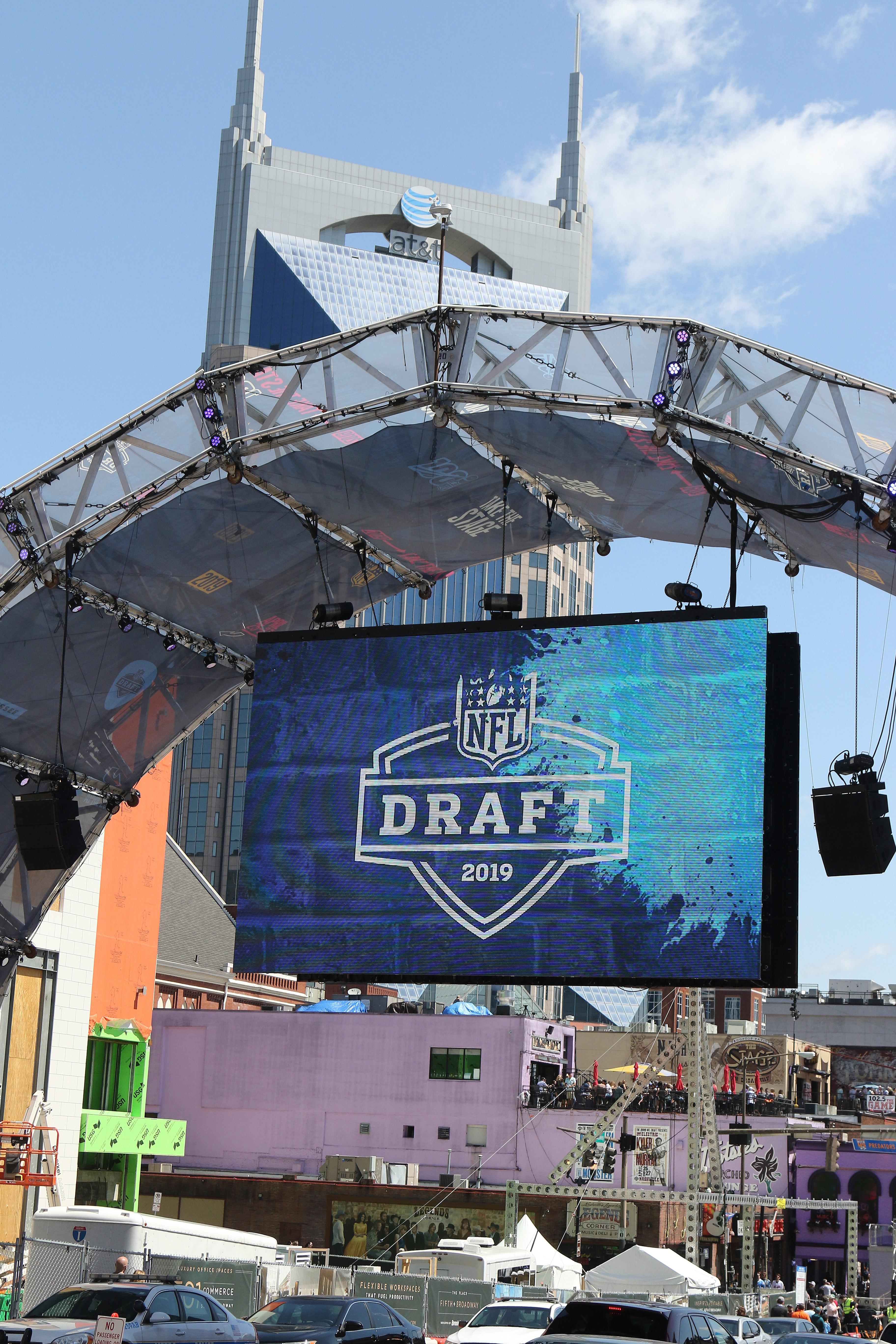 NFL: APR 26 2019 NFL Draft