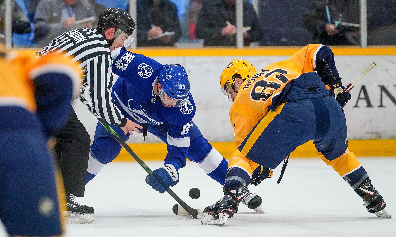 NHL Prospects Tournament Tampa Bay Lightning v Nashville Predators