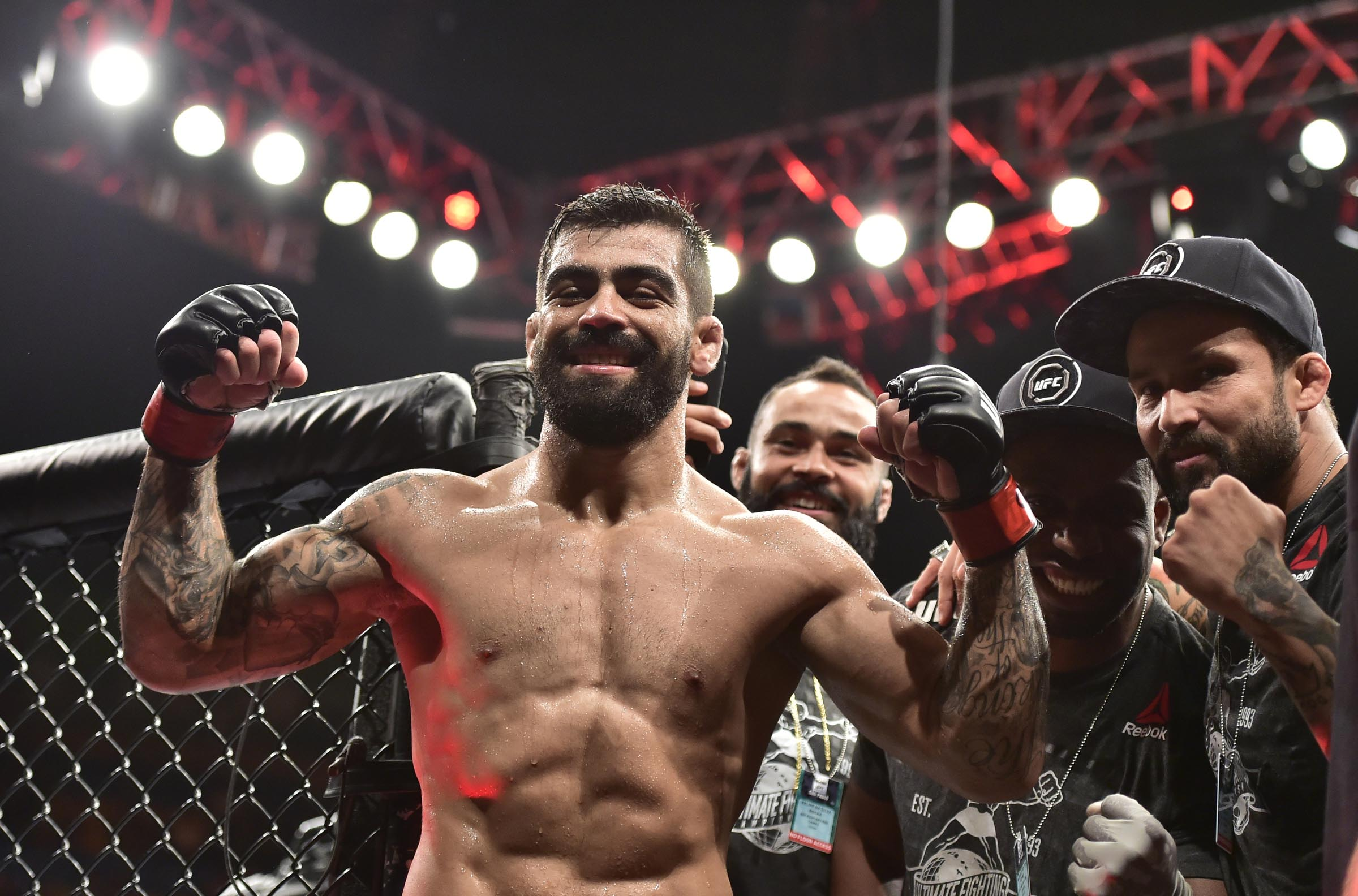 MMA: UFC Fight Night-Sao Paulo-Zaleski dos Santos vs Vendramini