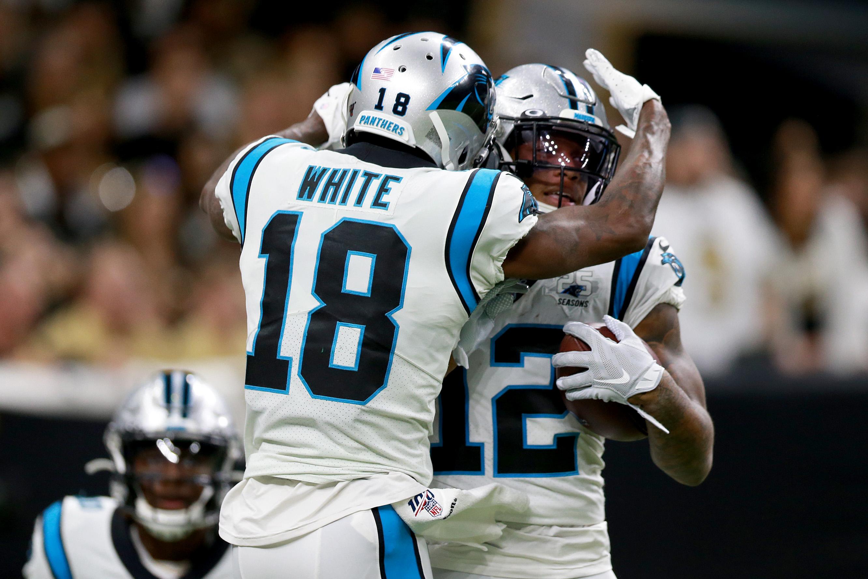 Carolina Panthers vNew Orleans Saints