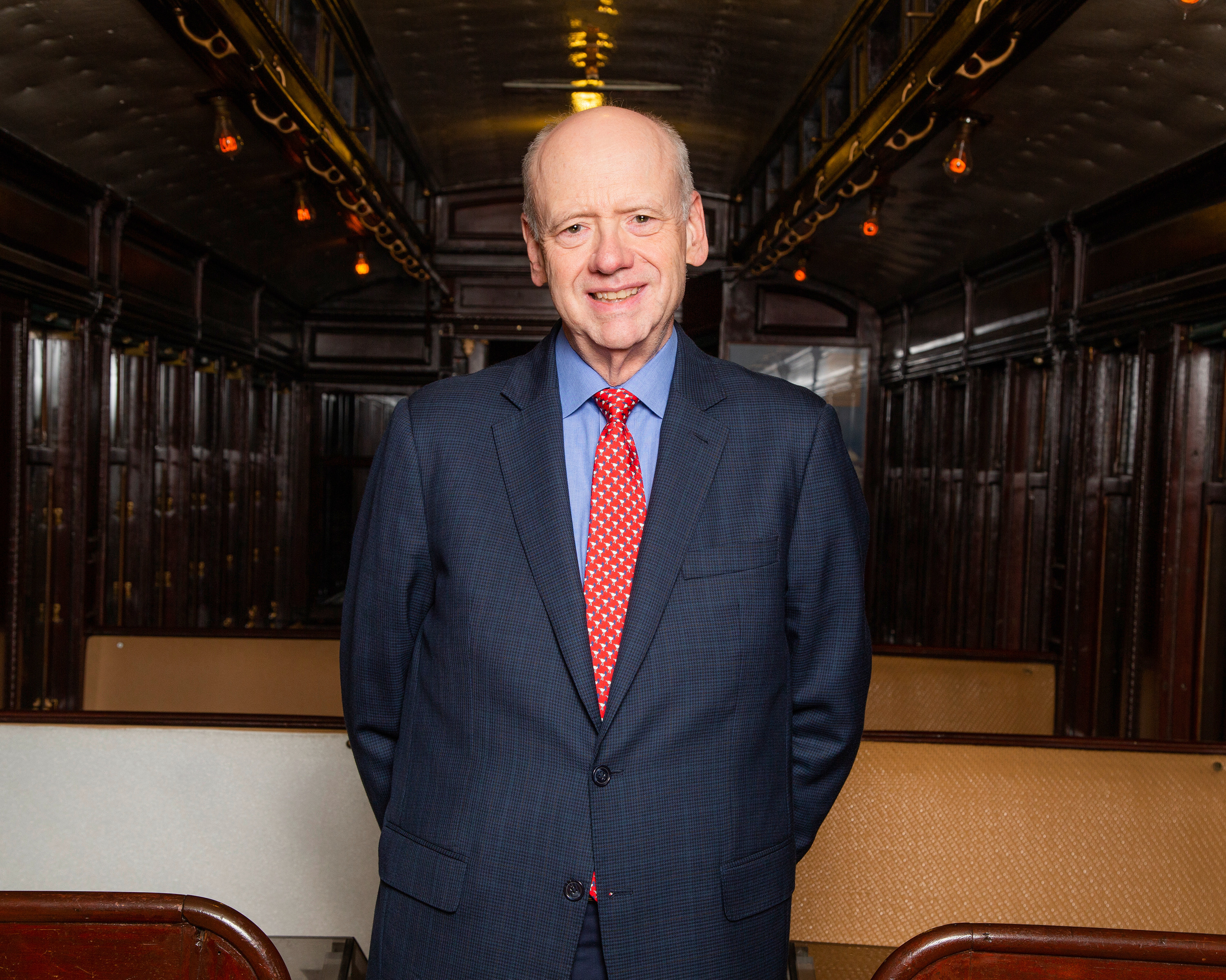 Chicago History Museum president Gary T. Johnson has announced his retirement.