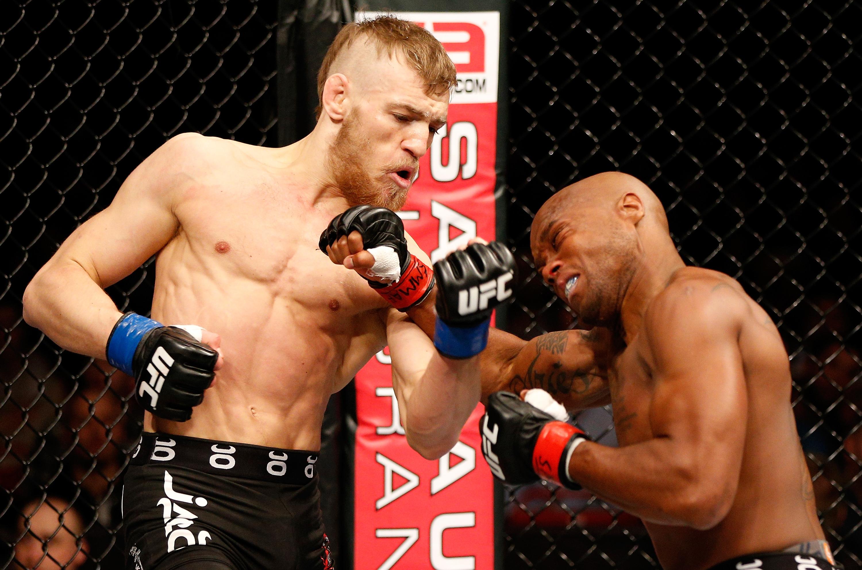 UFC Stockholm 2013: Brimage v McGregor