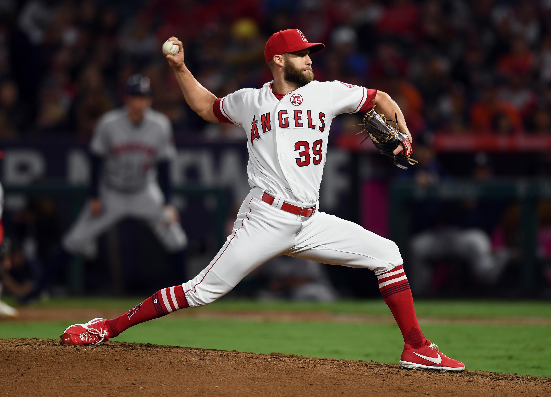 MLB: SEP 28 Astros at Angels