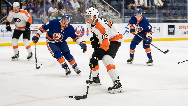 NHL: SEP 12 Preseason - Flyers Rookies at Islanders Rookies