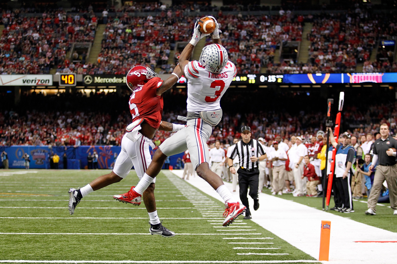 NCAA FOOTBALL: JAN 01 College Football Playoff Semifinal - Allstate Sugar Bowl