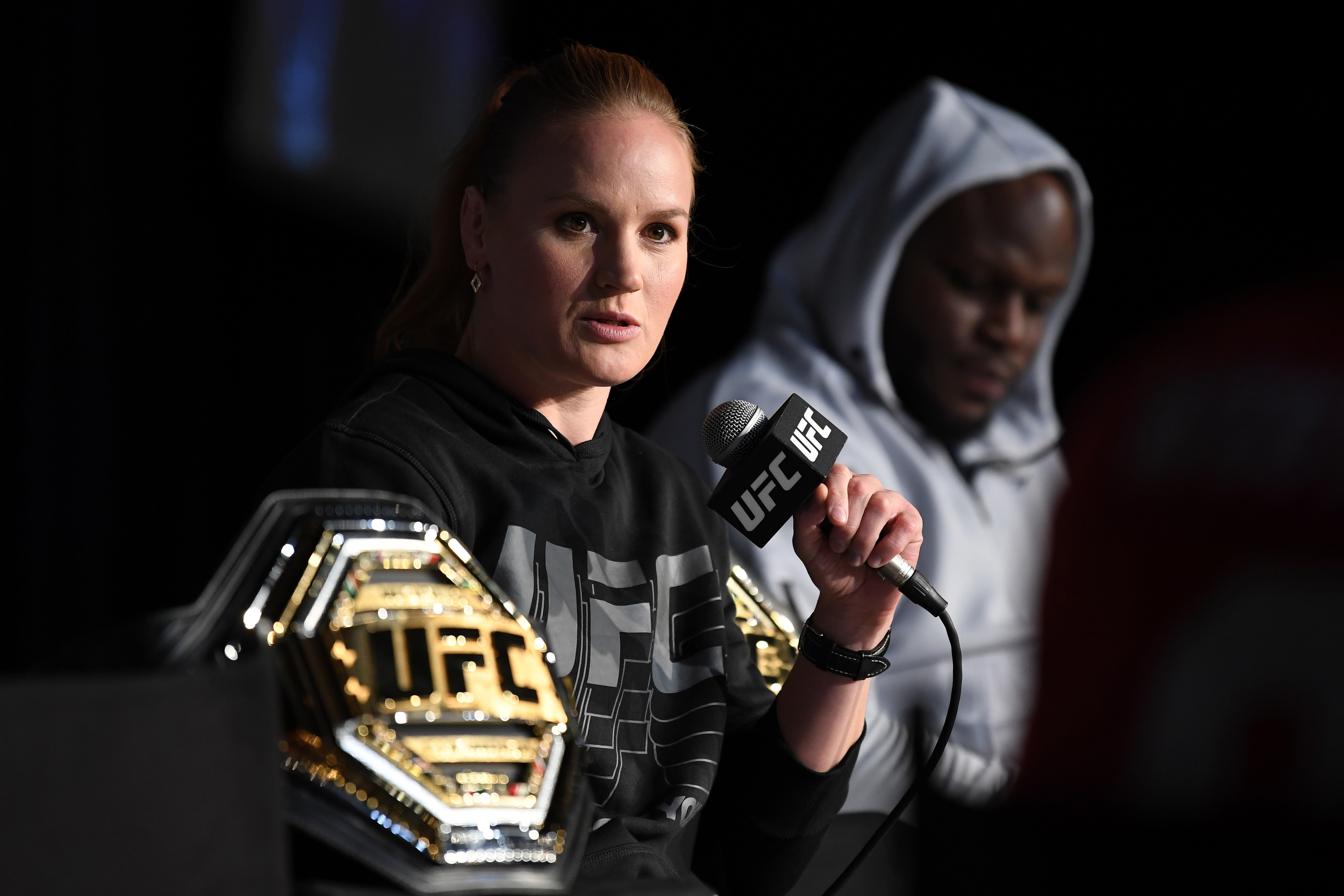UFC 247 Jones v Reyes: Athlete Panel