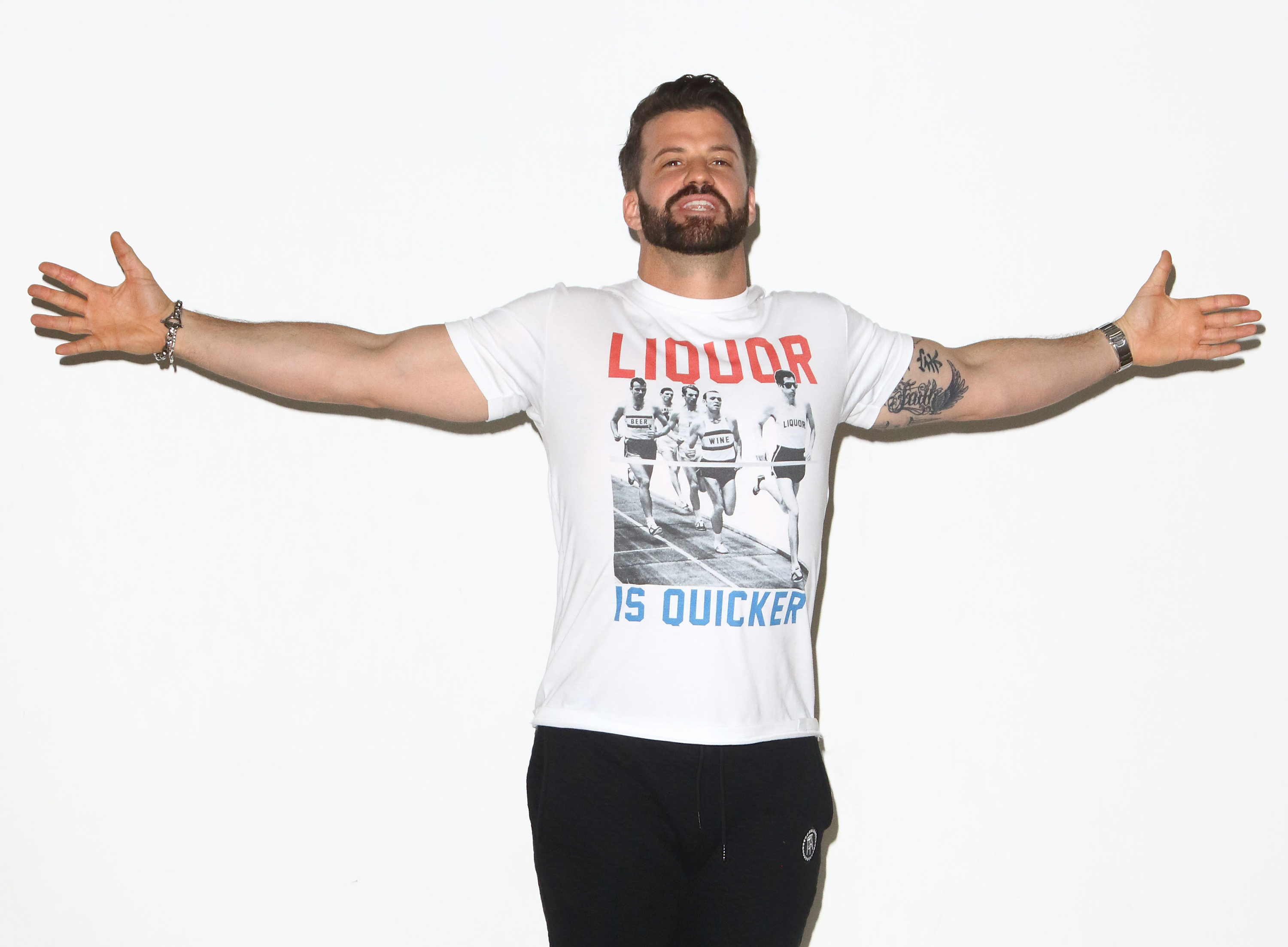 Johnny Bananas from MTVs brand new series, The Challenge...