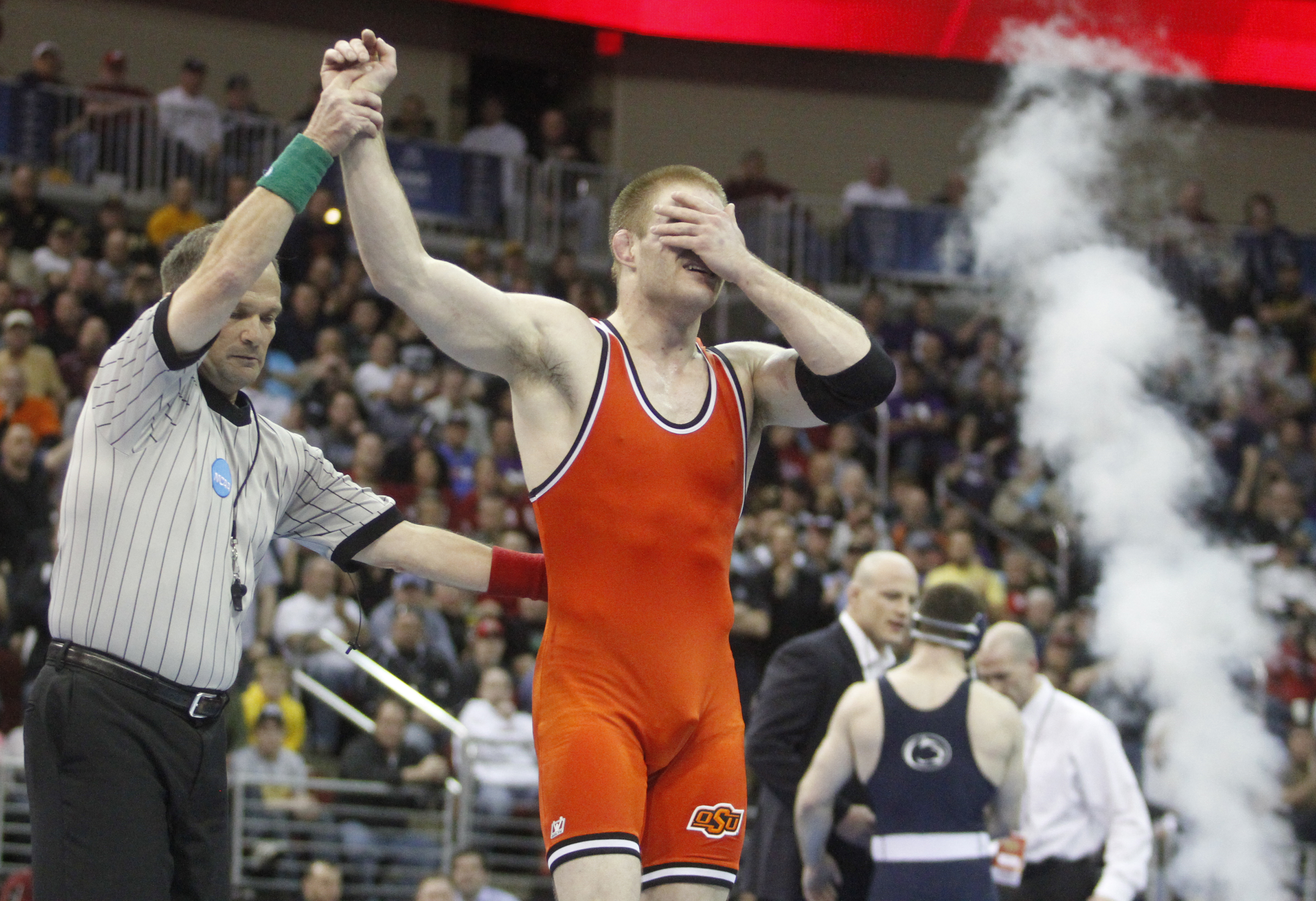 2013 NCAA Division 1 Westling Championships