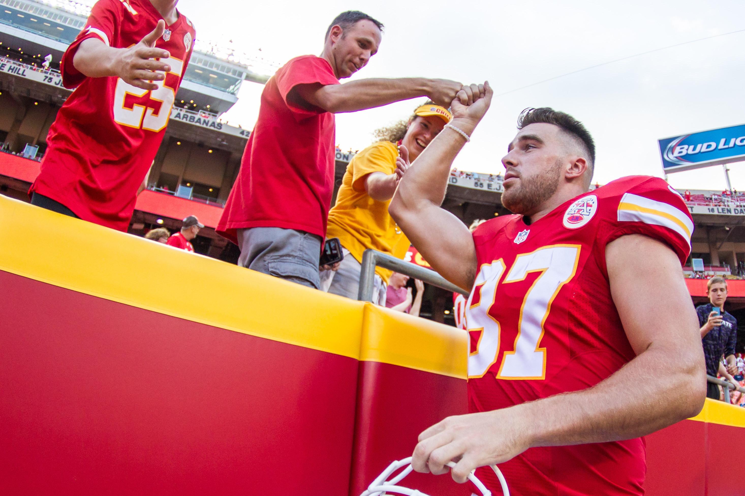 NFL: AUG 21 Preseason - Seahawks at Chiefs