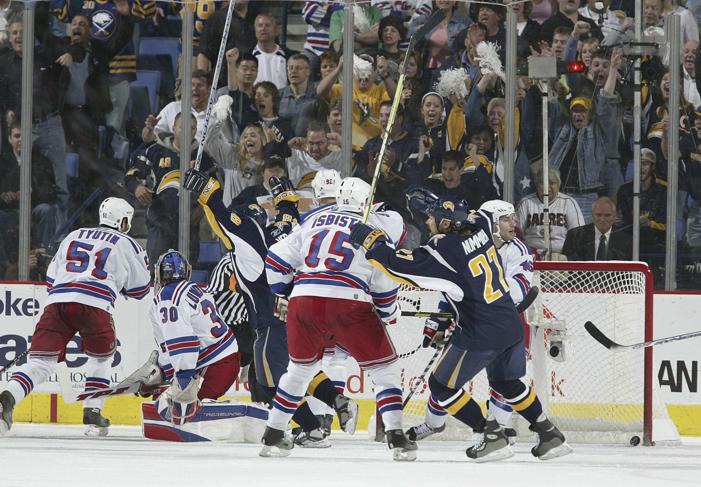 Game 5-New York Rangers v Buffalo Sabres