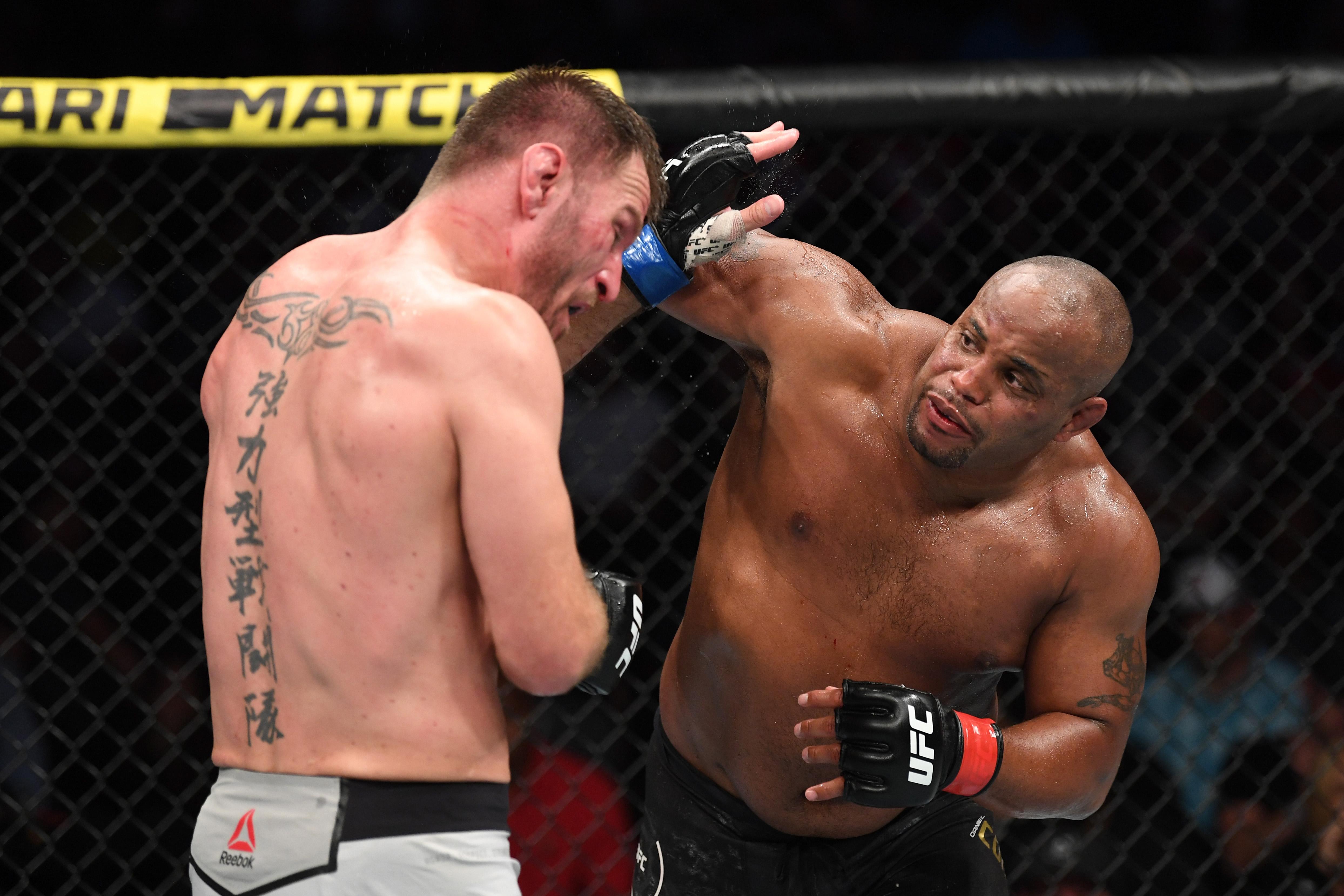UFC 241: Cormier v Miocic