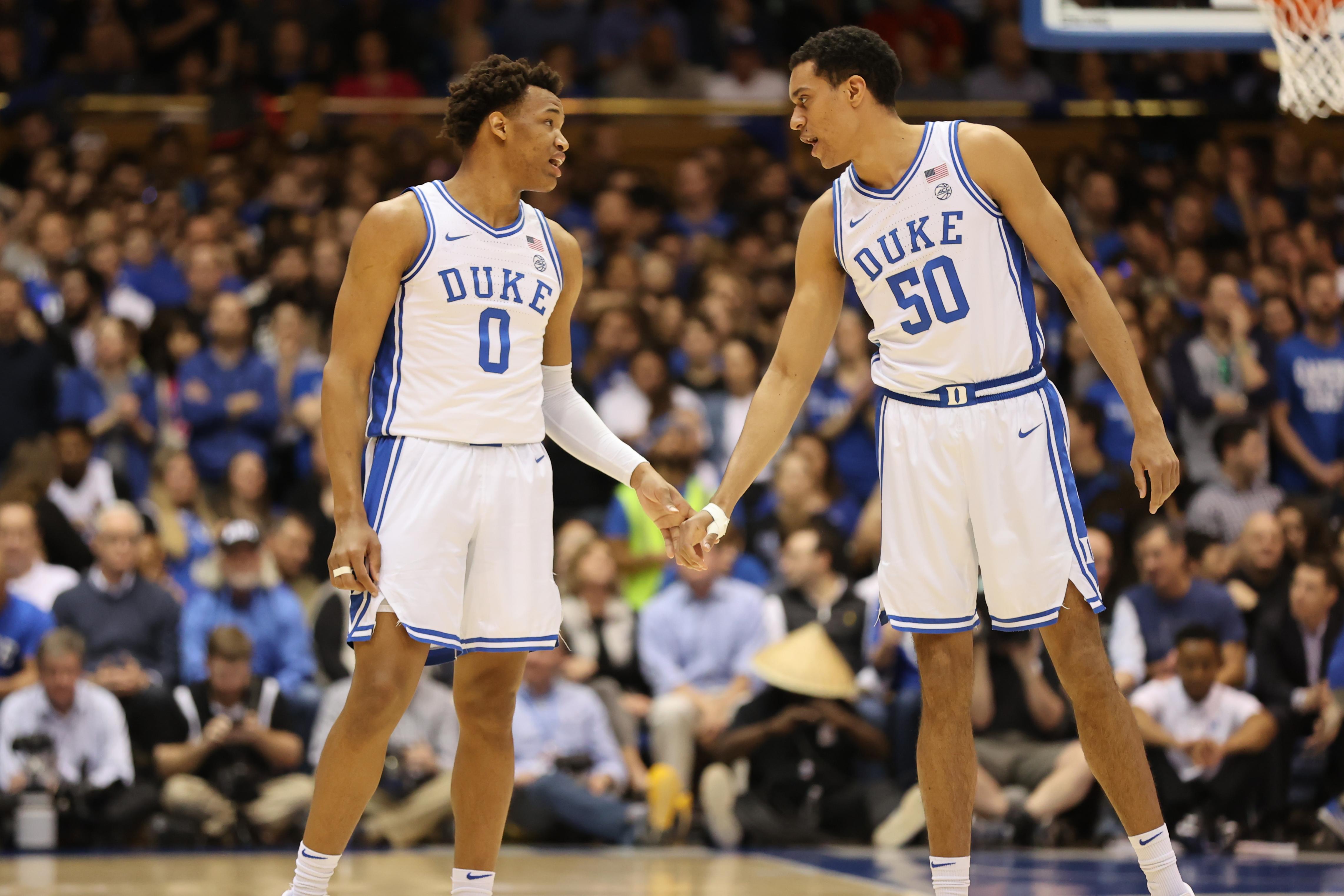 COLLEGE BASKETBALL: MAR 02 NC State at Duke