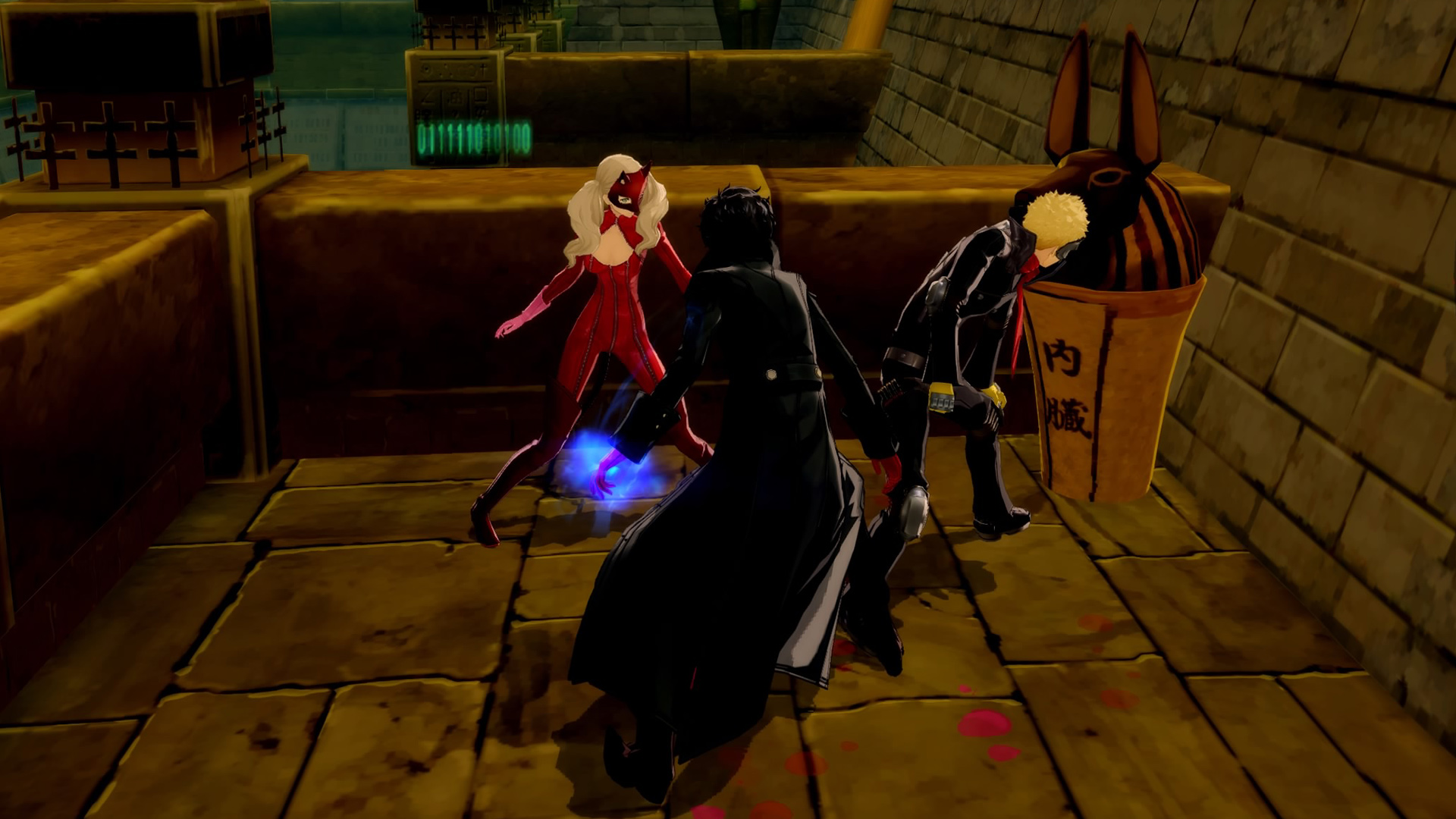 Persona 5 Royal Futaba's Palace Will Seeds of Wrath locations guide