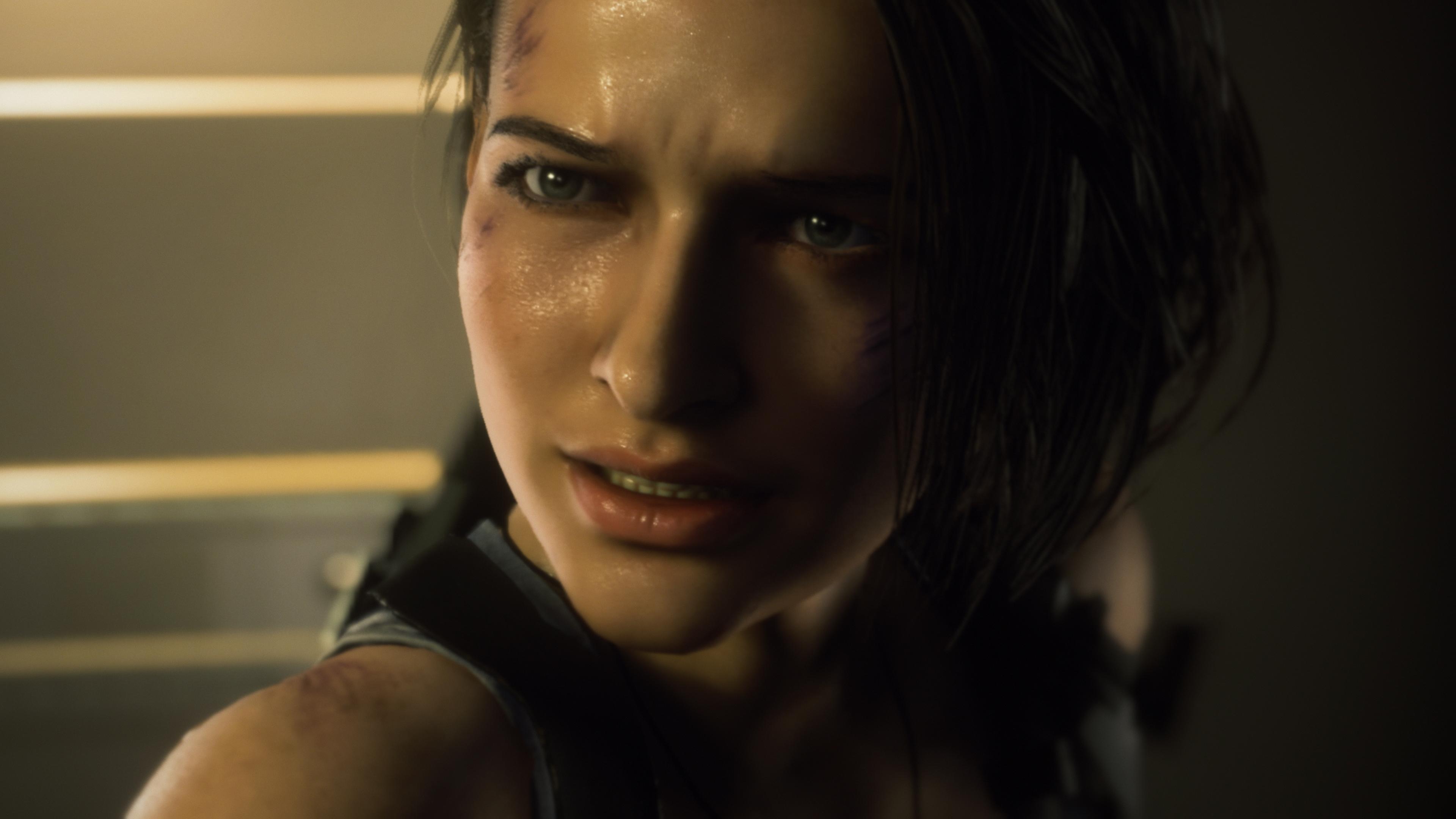 نسخه بازسازی شده بازی   Resident Evil 3