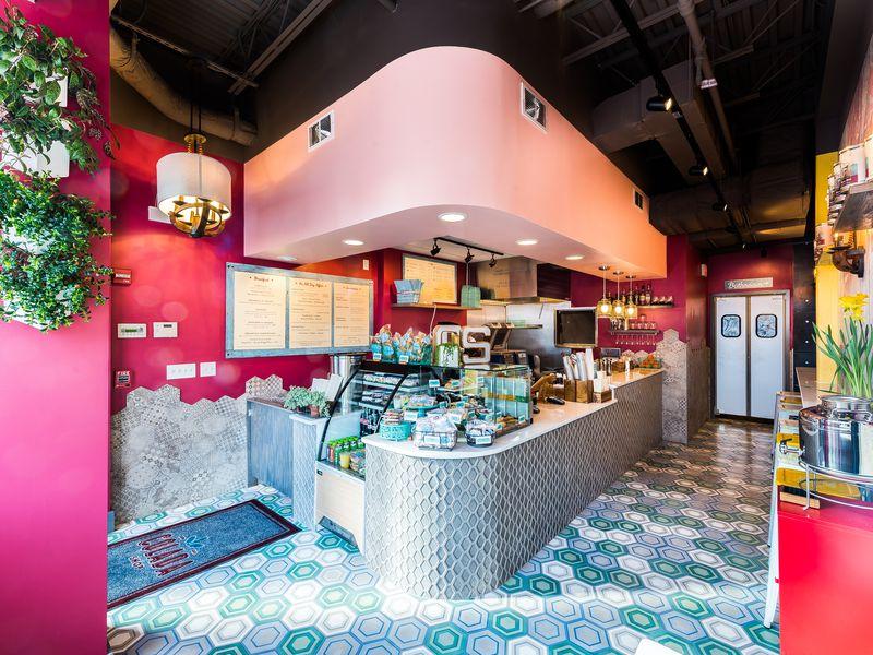 Colada Shop DC interior