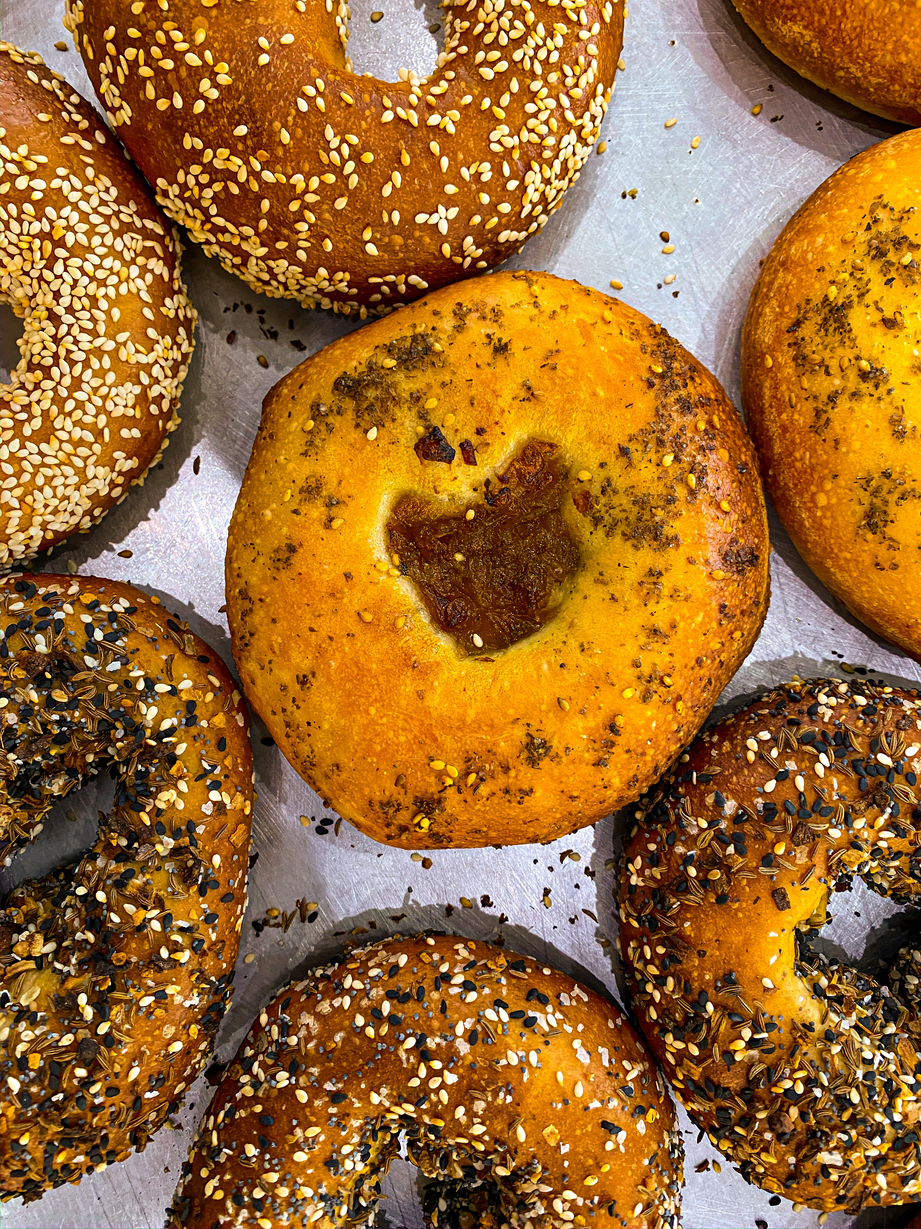 Bagels from Valencian Gold