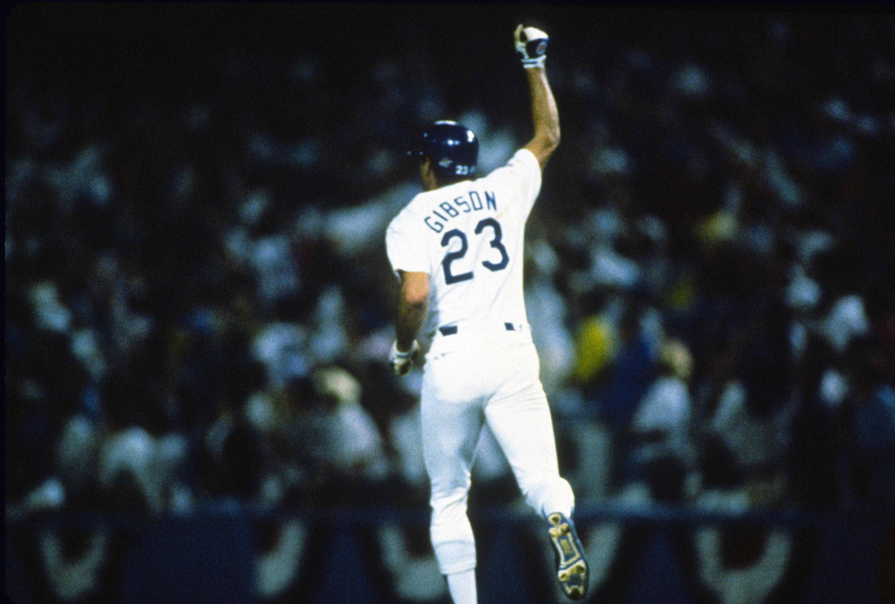 1988 World Series GM 1 - Oakland Athletics v Los Angeles Dodgers
