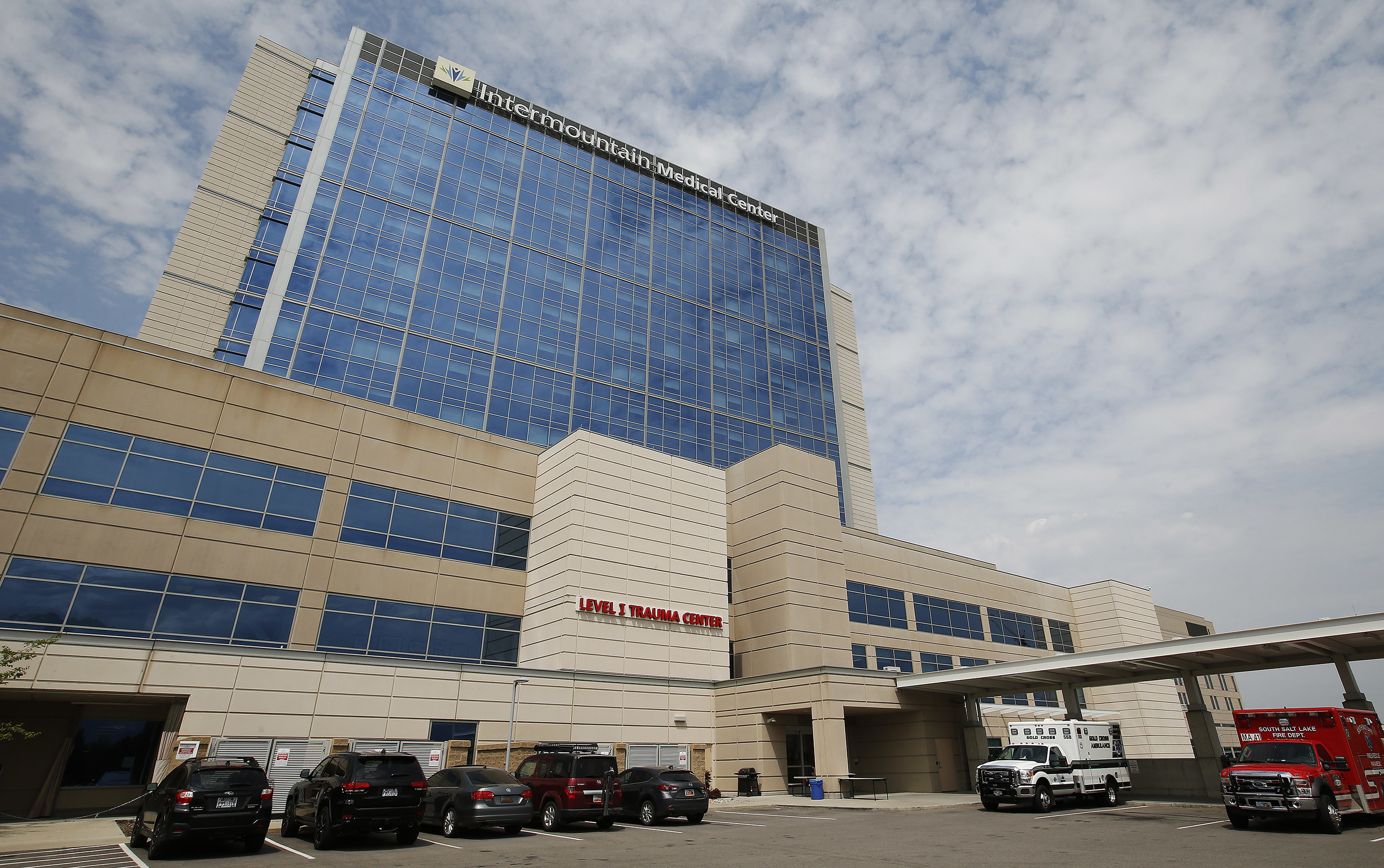 Intermountain Medical Center in Murray is pictured on Tuesday, Aug. 8, 2017. The Huntsman Cancer Institute and Intermountain Medical Center are both included in the U.S. News' new hospital rankings.