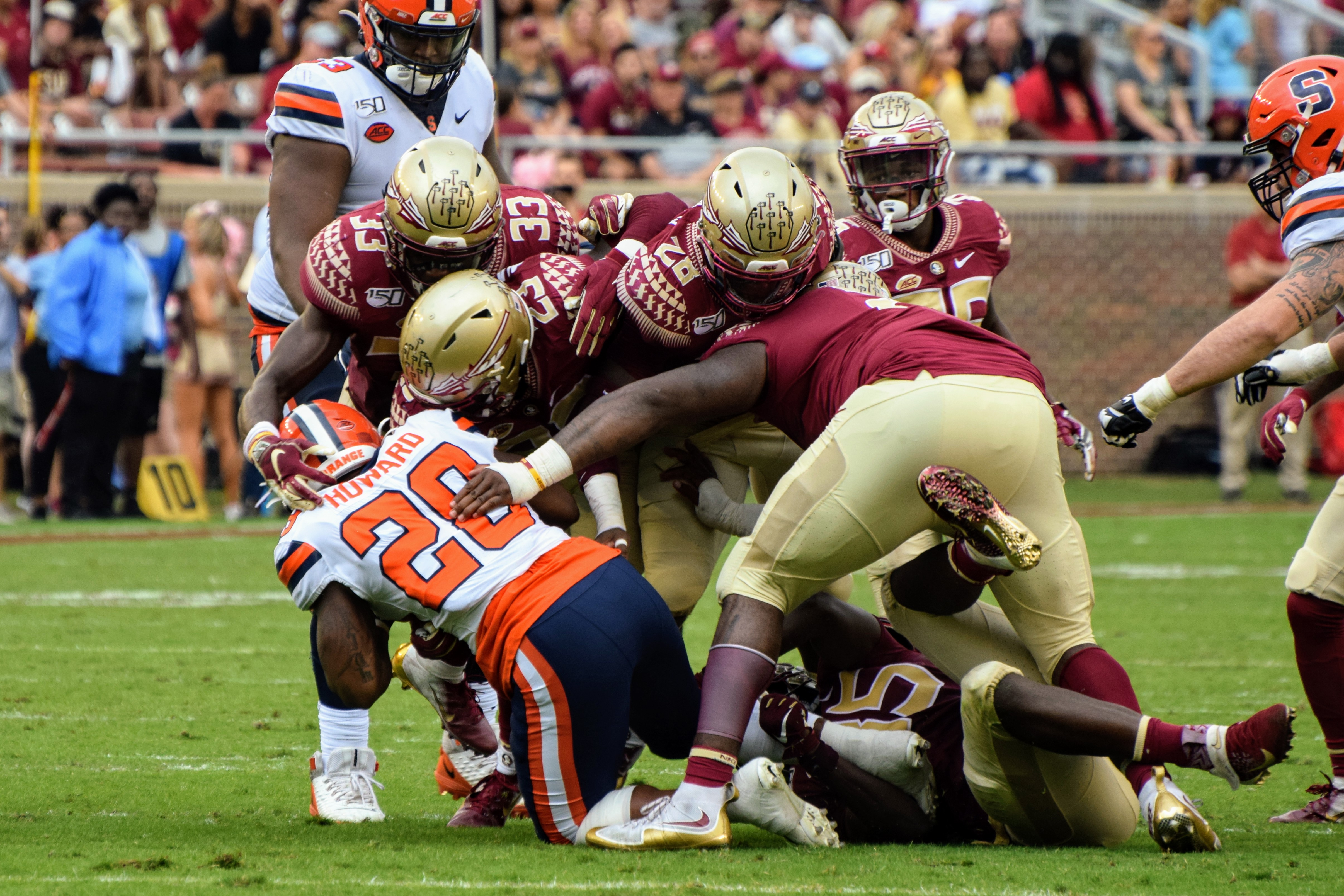 Syracuse at Florida State: 2019