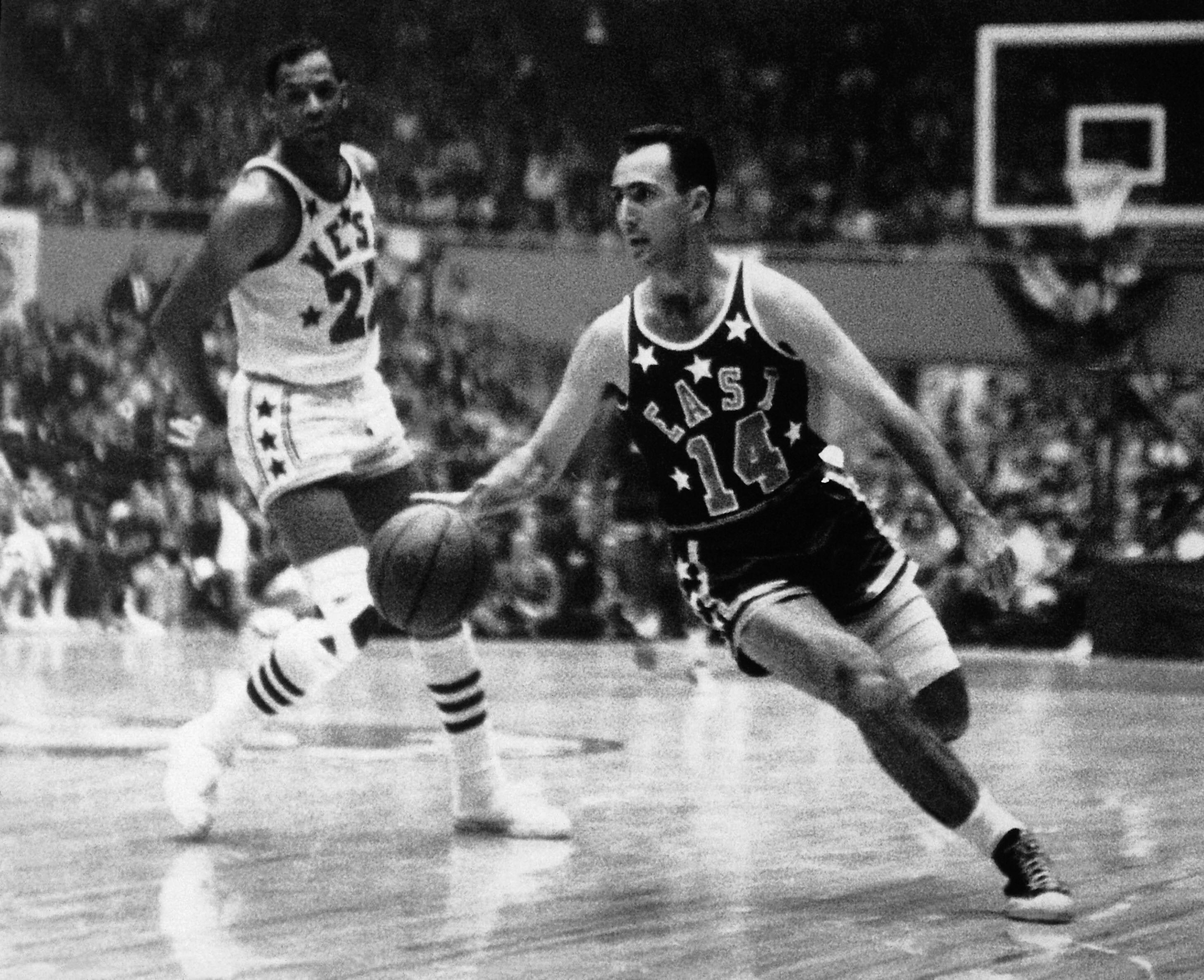 NBA All-Star: Bob Cousy