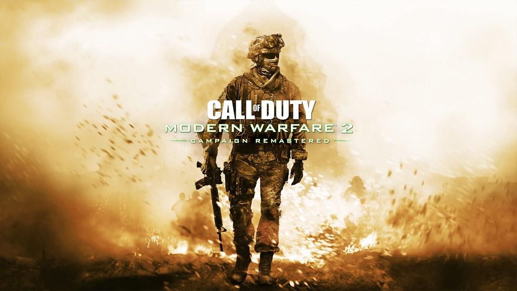 نسخه ریمستر بازی  Call of Duty: Modern Warfare 2