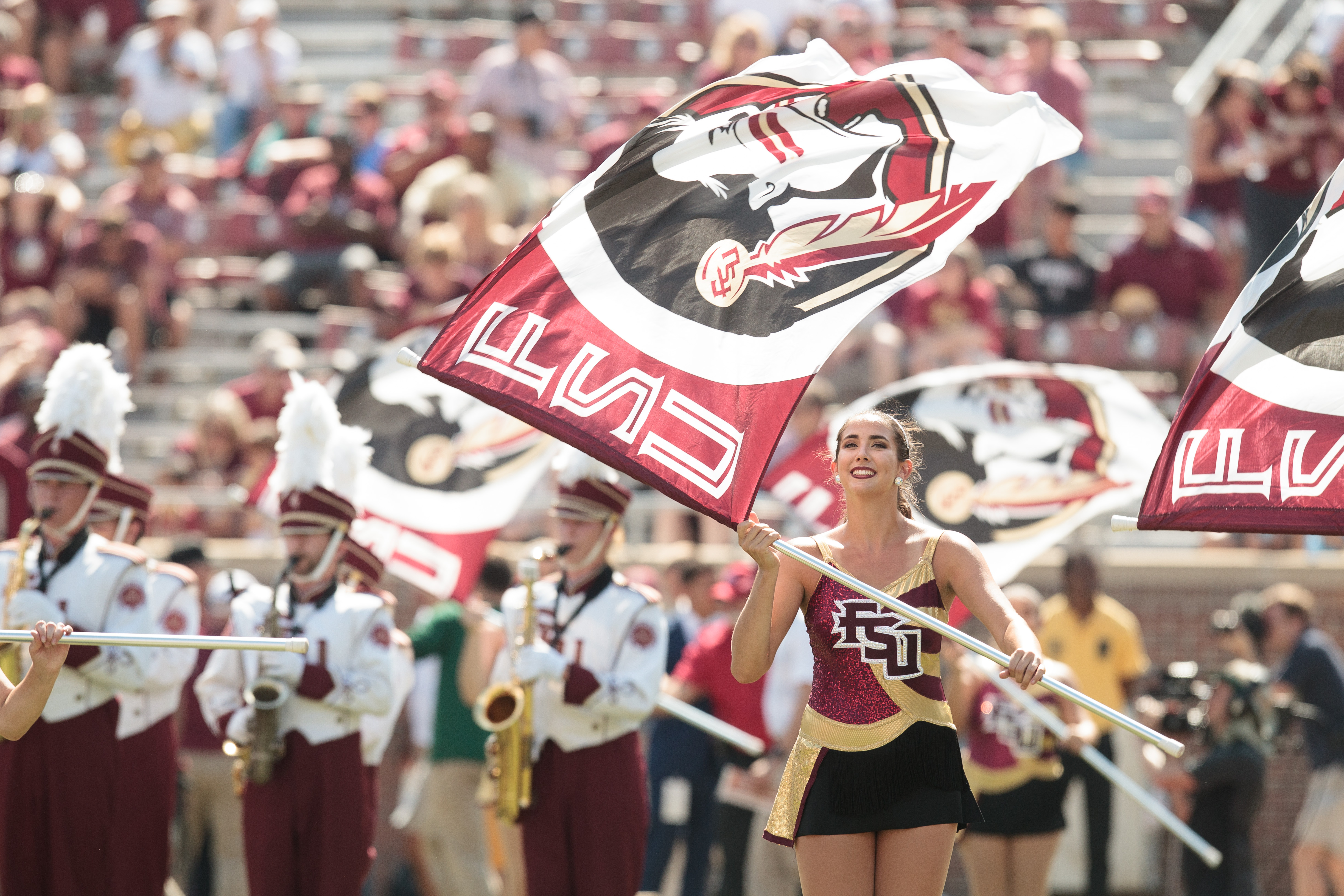 COLLEGE FOOTBALL: SEP 22 Northern Illinois at Florida State
