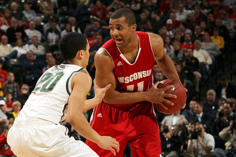 Big Ten Basketball Tournament - Wisconsin v Michigan State
