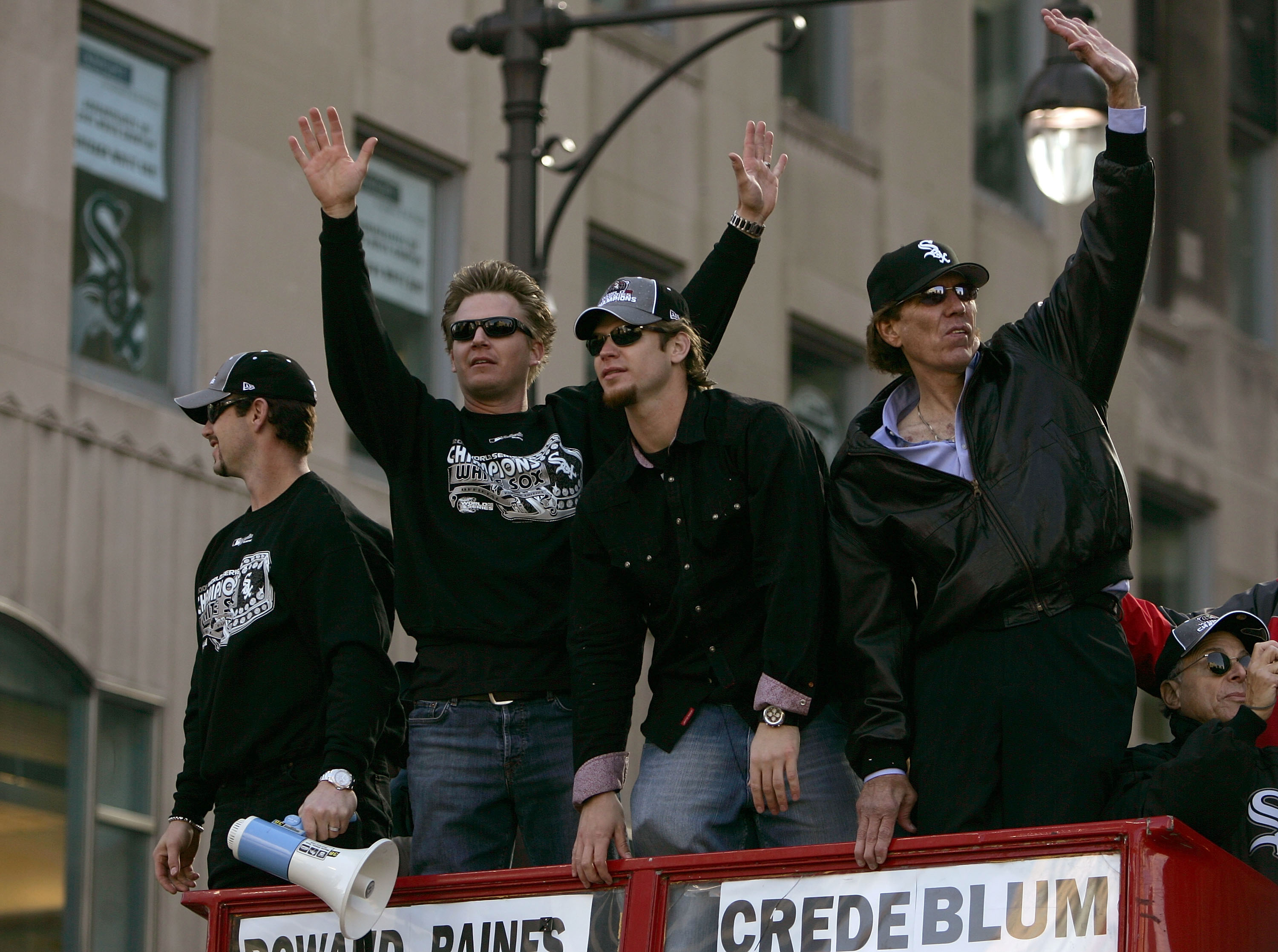 Chicago White Sox Victory Parade