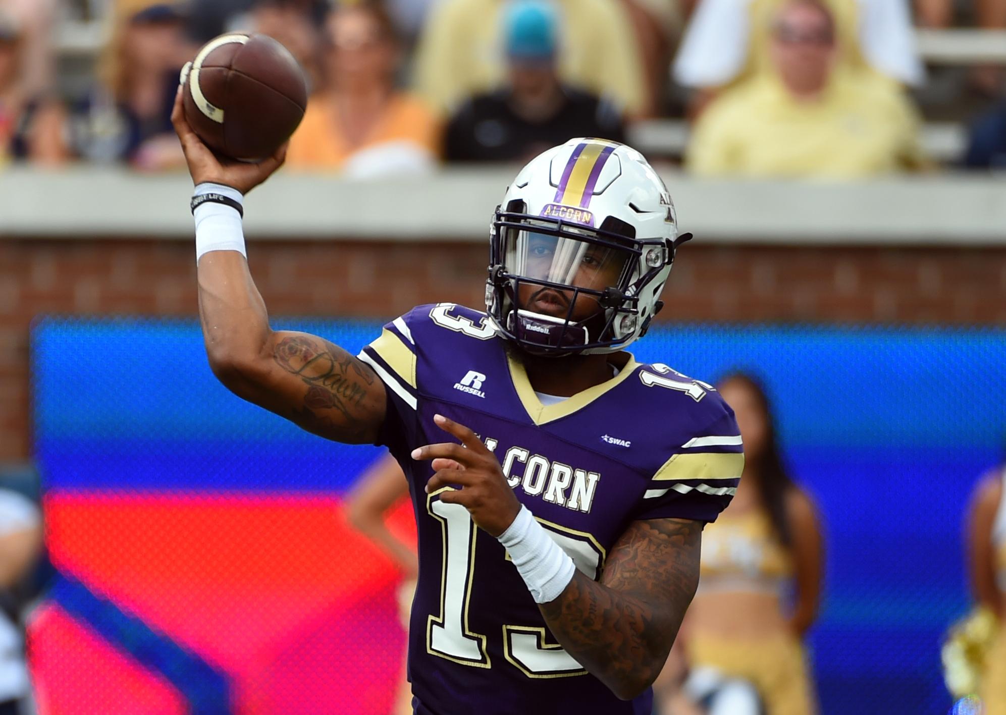 NCAA Football: Alcorn State at Georgia Tech