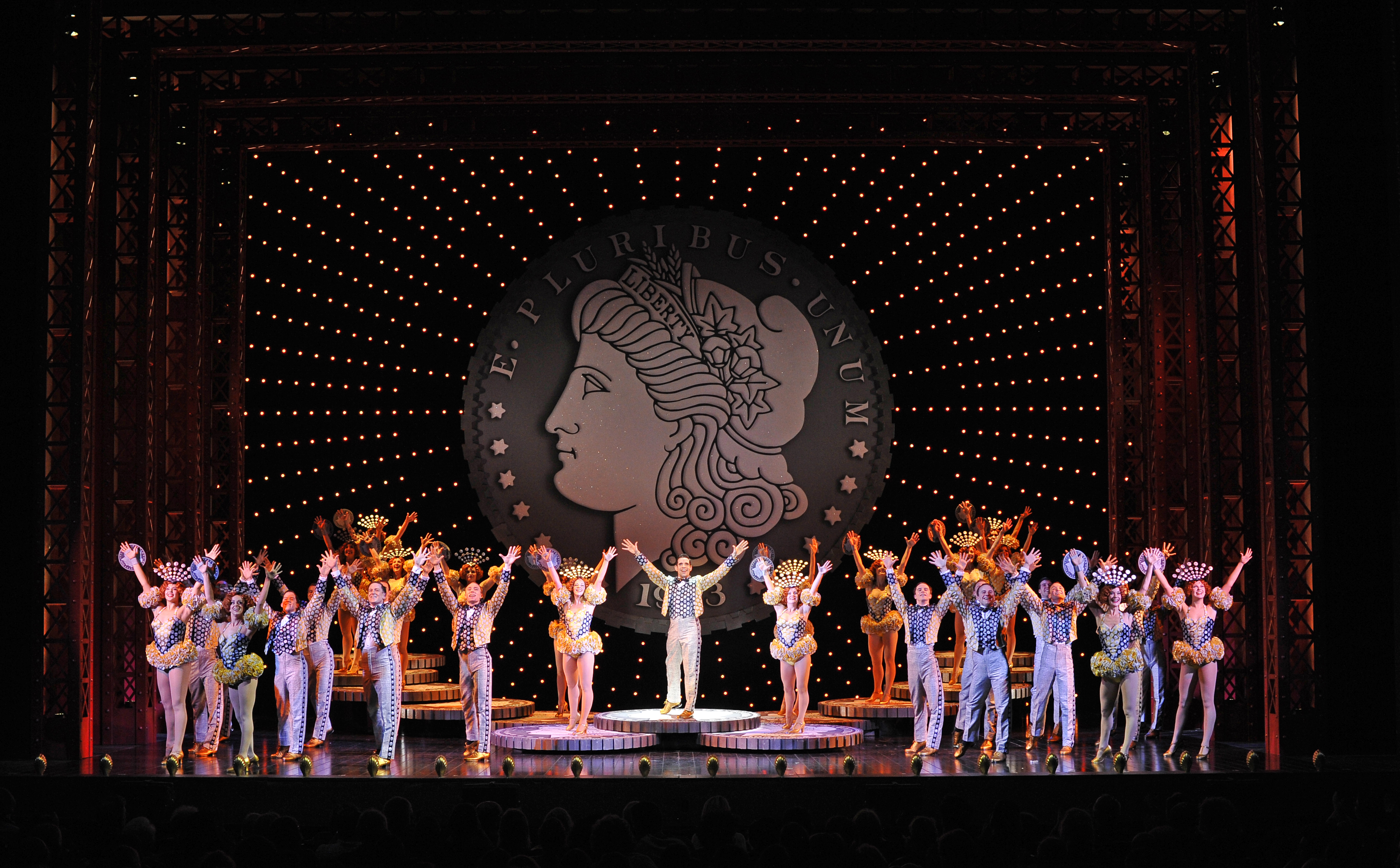 "The Théâtre du Châtelet production of ""42nd Street"" scheduled for this spring at the Lyric Opera of Chicago has been moved to the 2021-2022 season."