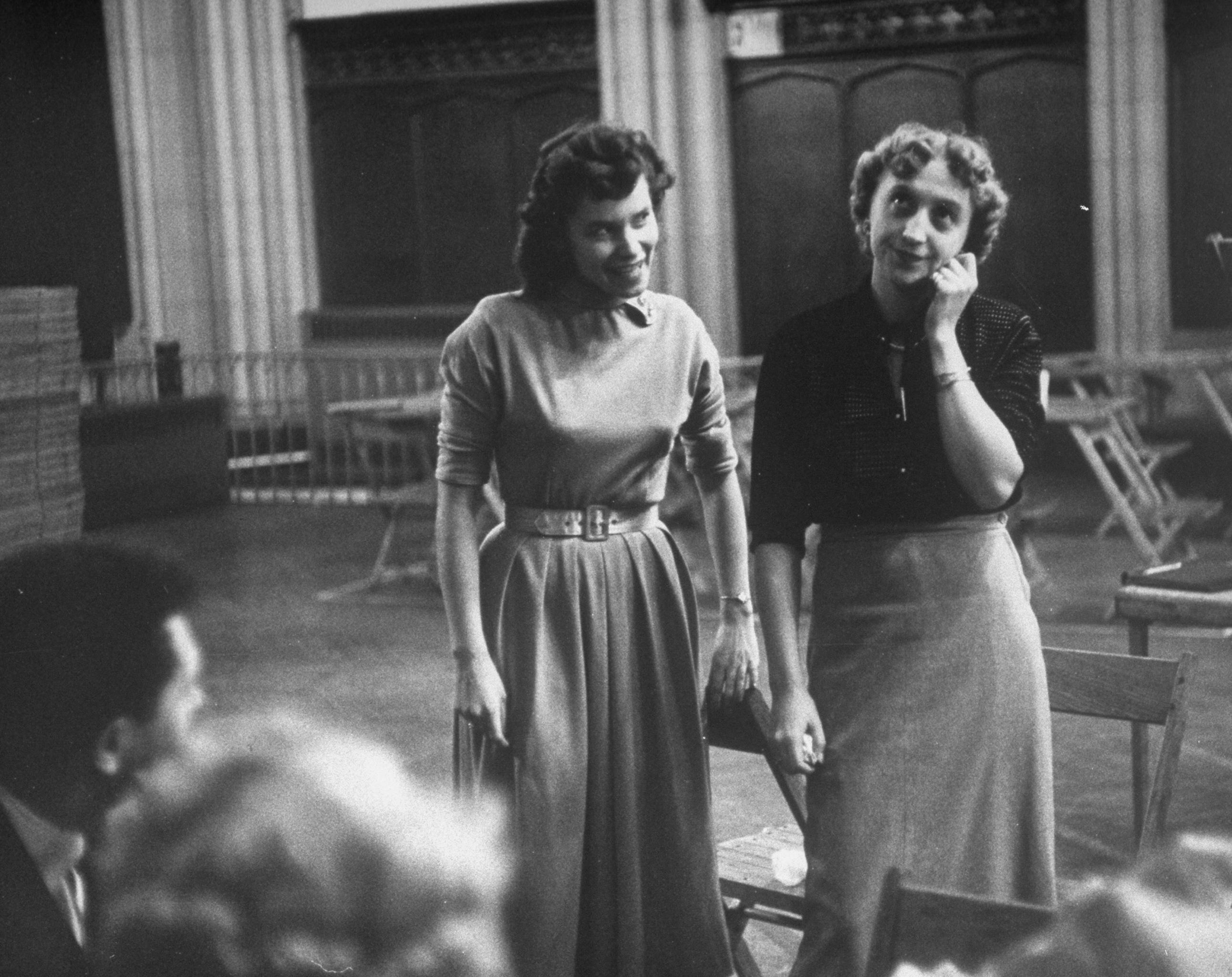 Margaret Halbert;Margaret Truman