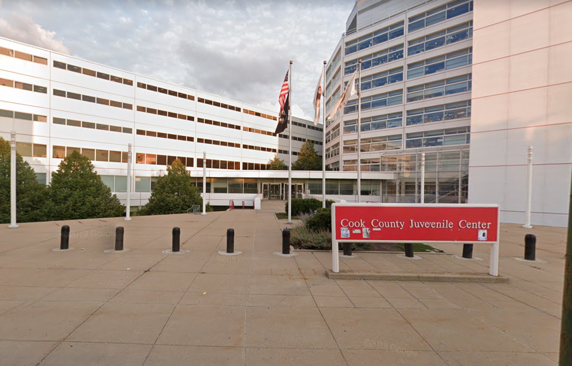 Another office of the chief judge employee tested positive for the coronavirus.