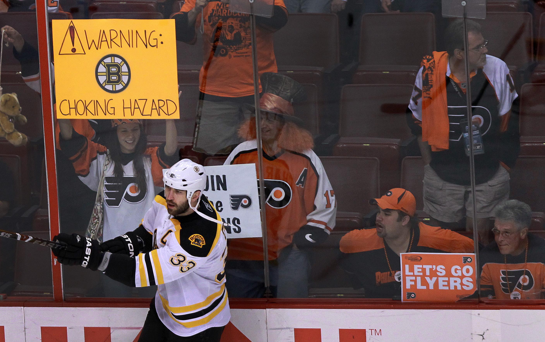 Boston Bruins Vs. Philadelphia Flyers At Wells Fargo Center