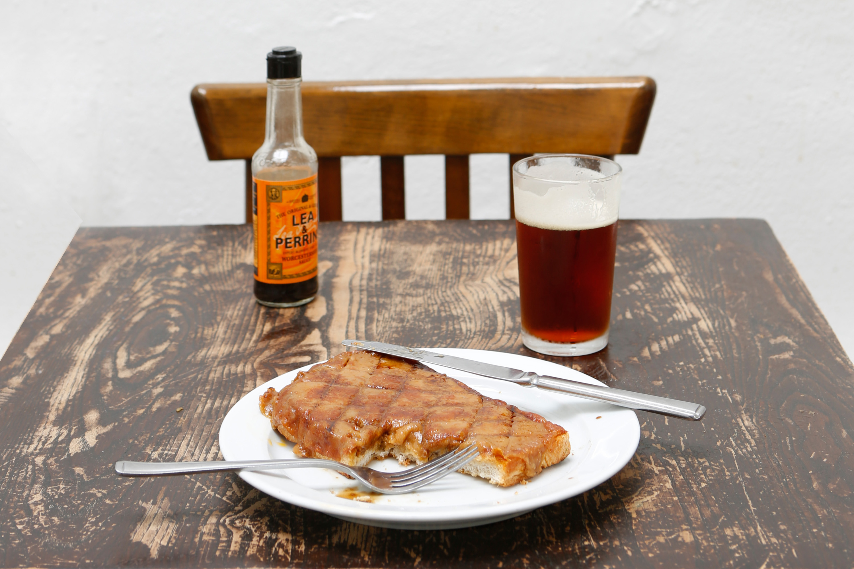 Welsh rarebit at St. John, one of central London's best snacks