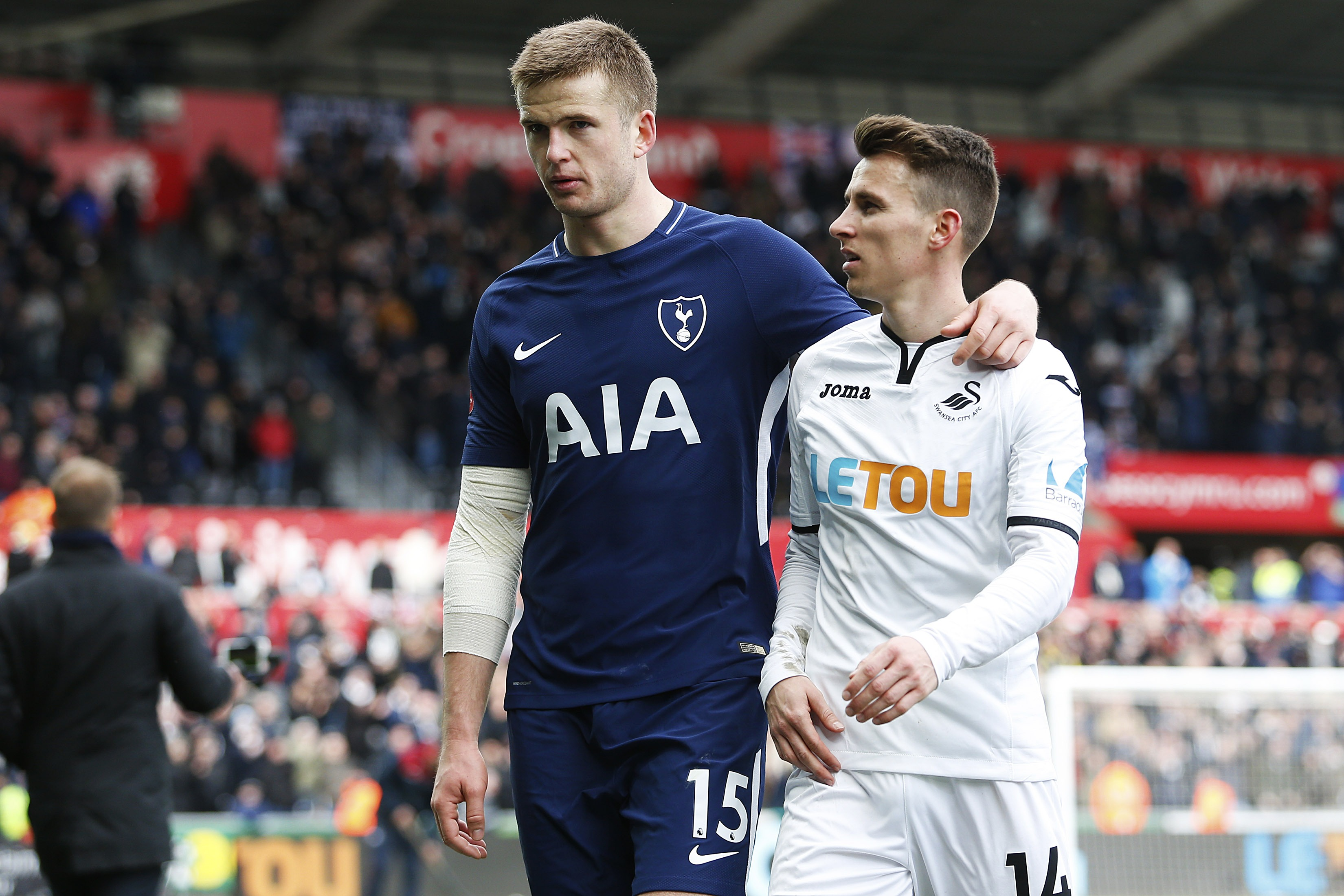 Swansea City v Tottenham Hotspur - Fly Emirates FA Cup Quarter Final
