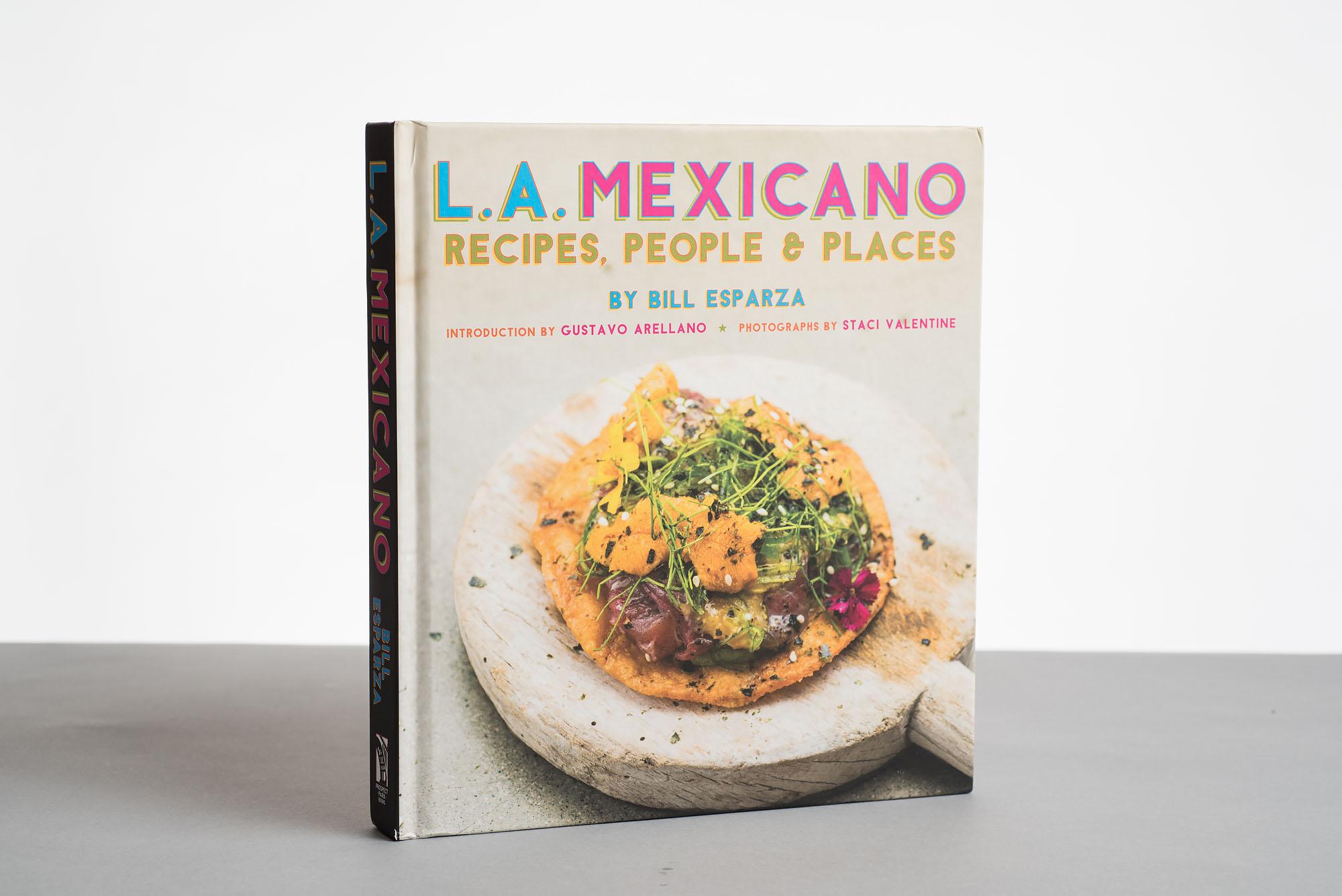 L.A. Mexicano cookbook