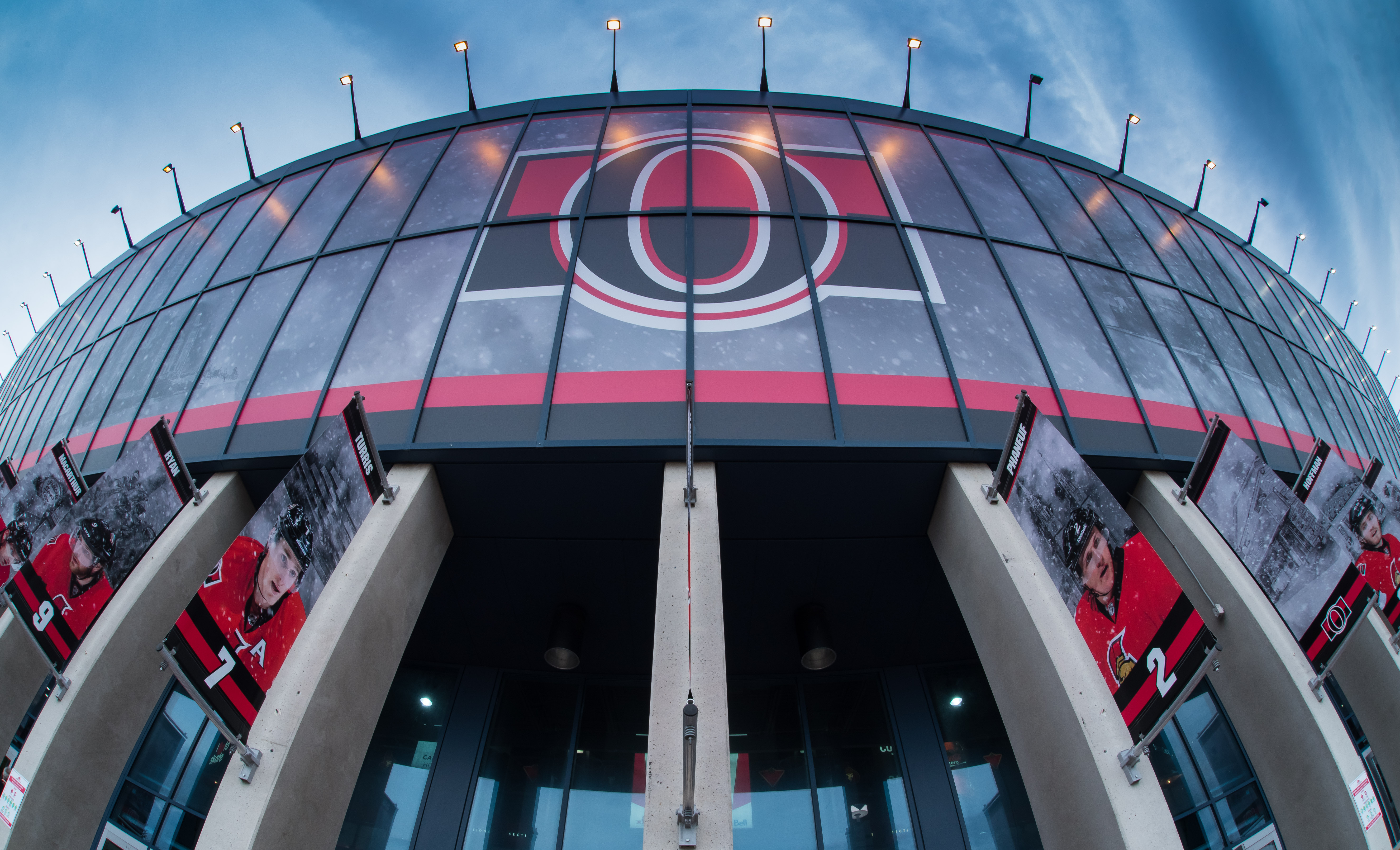 NHL: OCT 07 Red Wings at Senators