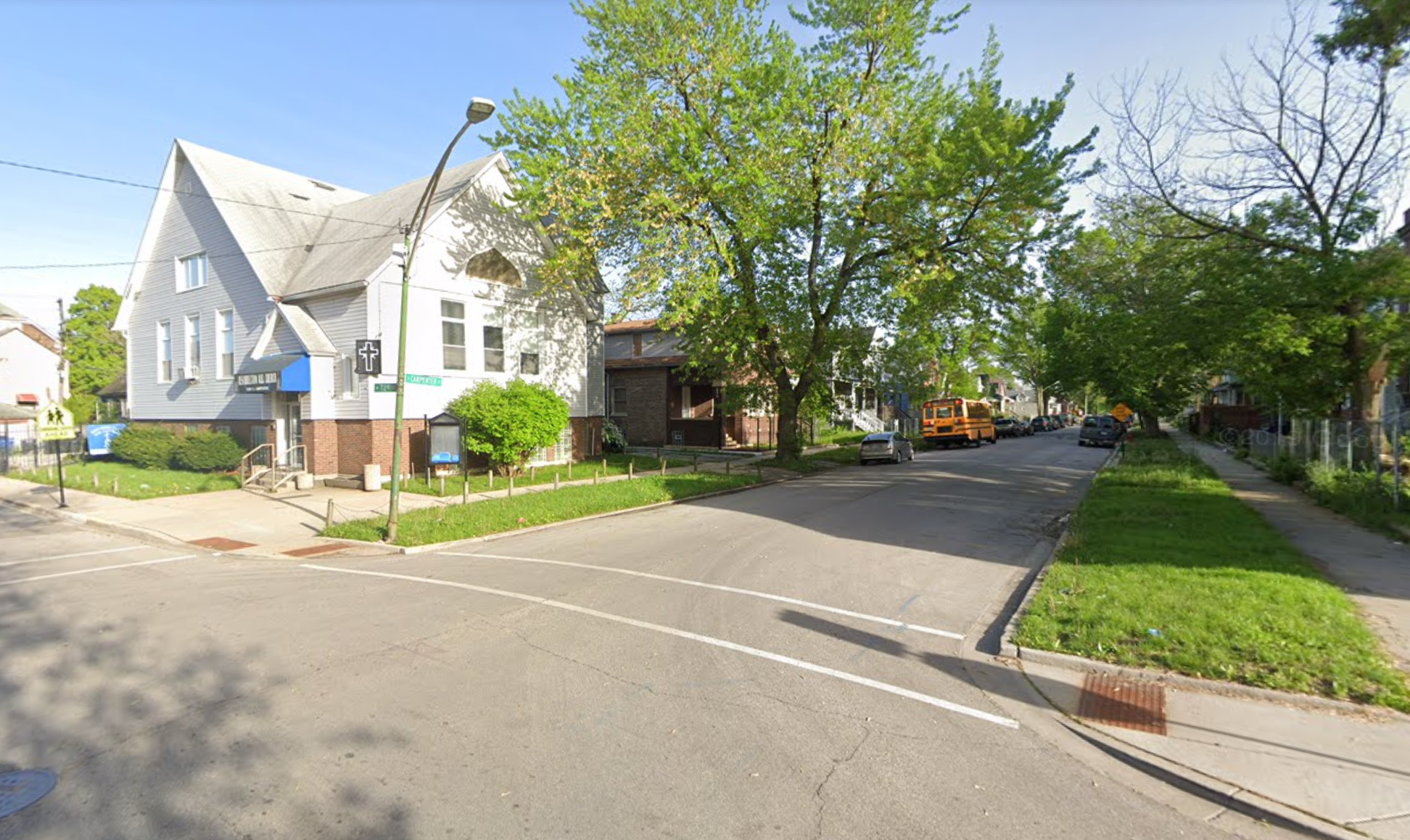 Two boys were shot in Englewood.