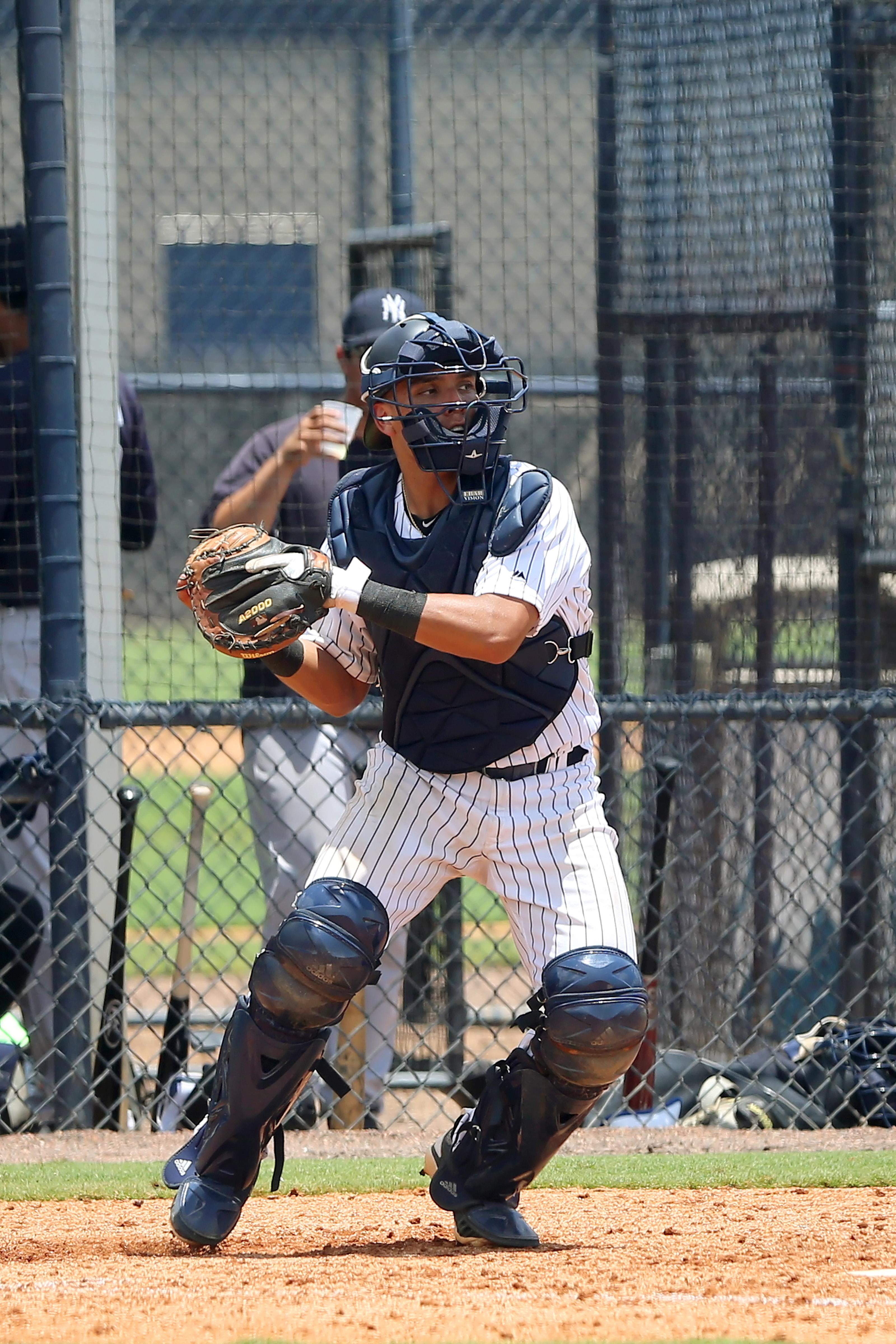 MILB: JUN 25 Gulf Coast League - GCL Yankees East at GCL Yankees West