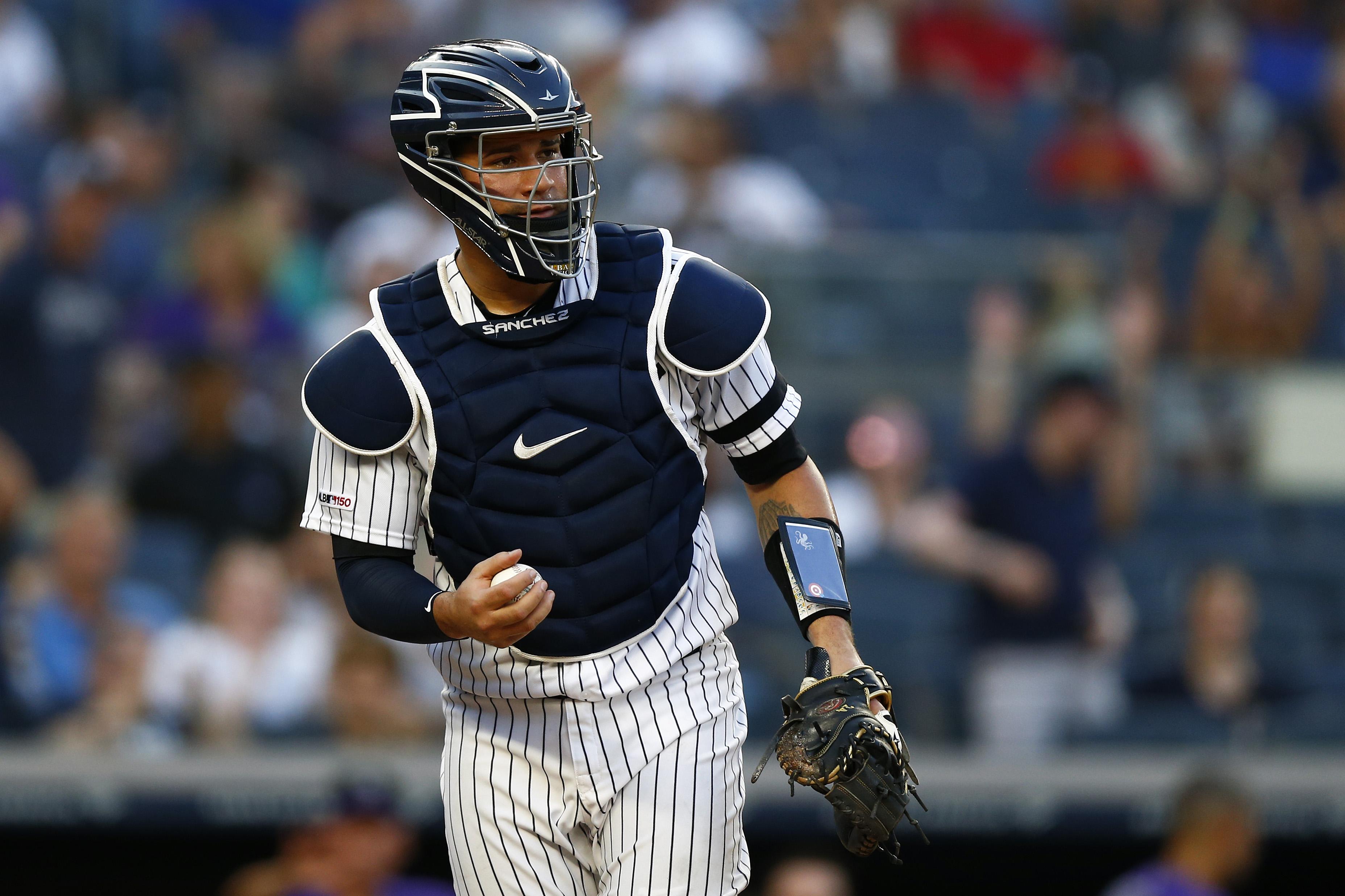 MLB: Colorado Rockies at New York Yankees
