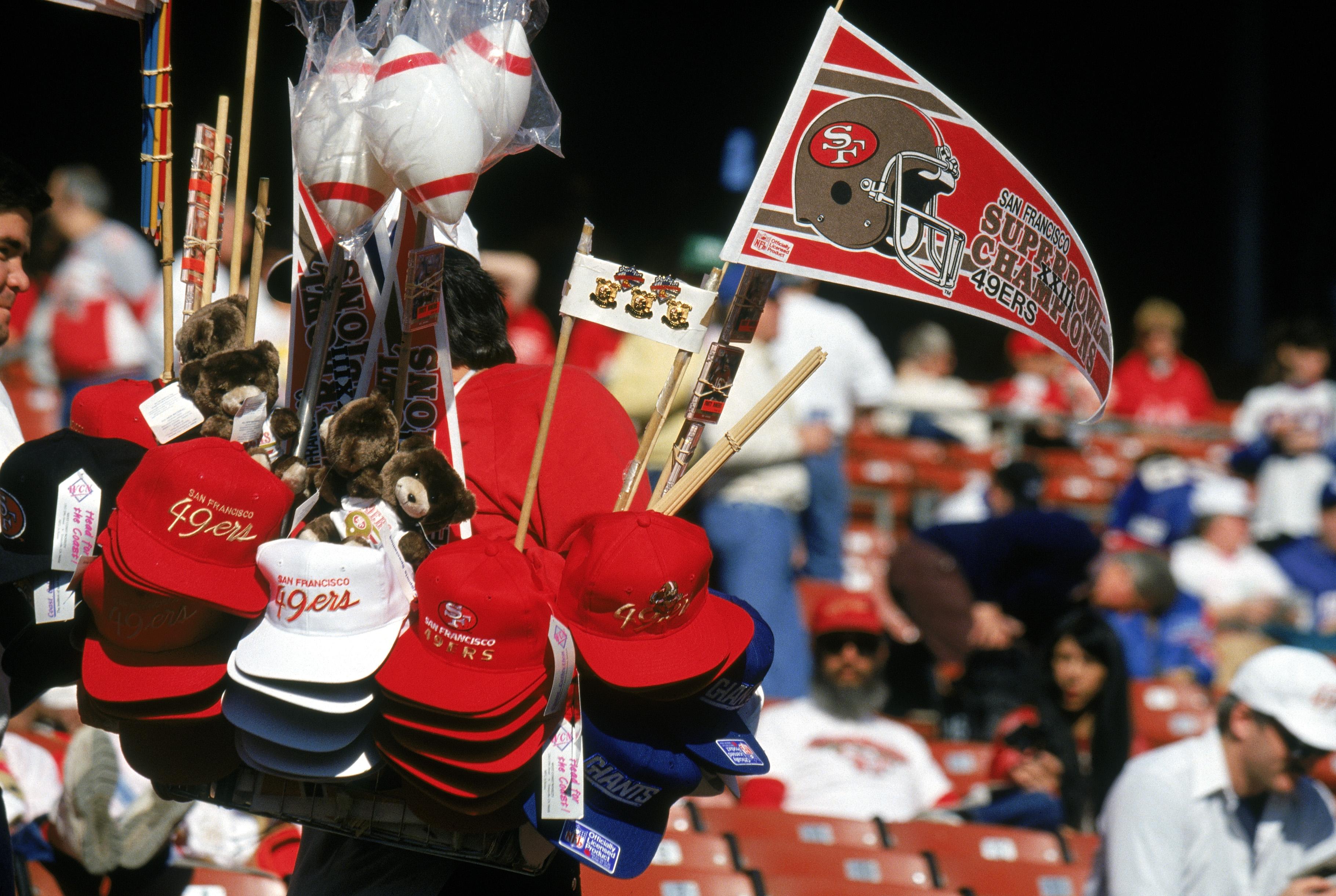 1990 NFC Championship: New York Giants v San Francisco 49ers