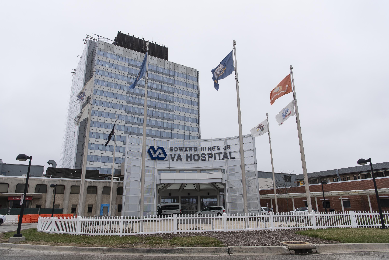 Edward Hines Jr. VA Hospital, 5000 Fifth Ave., south of Maywood.