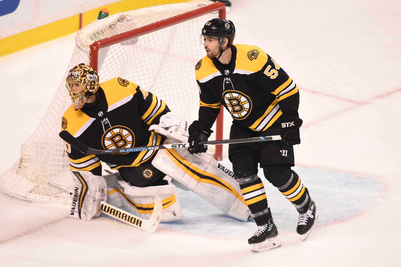 St Louis Blues v Boston Bruins