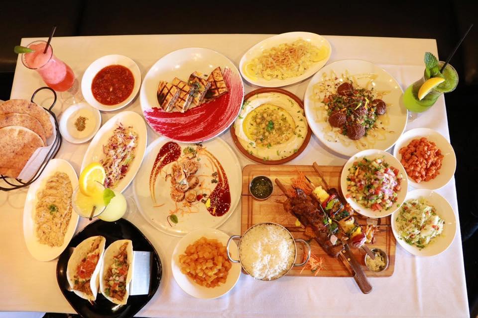 Jerusalem Chef's Table