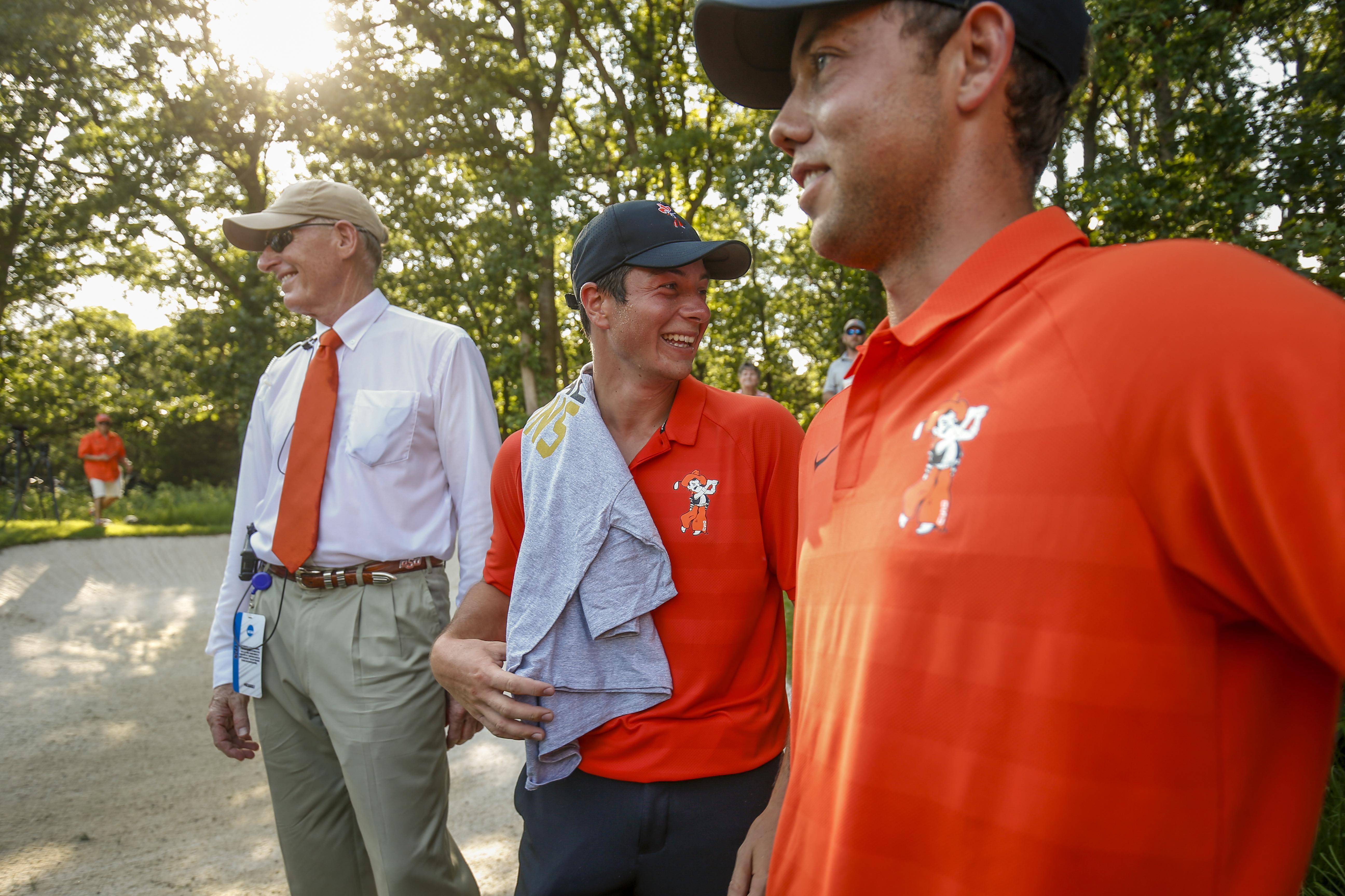 2018 NCAA Division I Men's Golf Championship - Match Play
