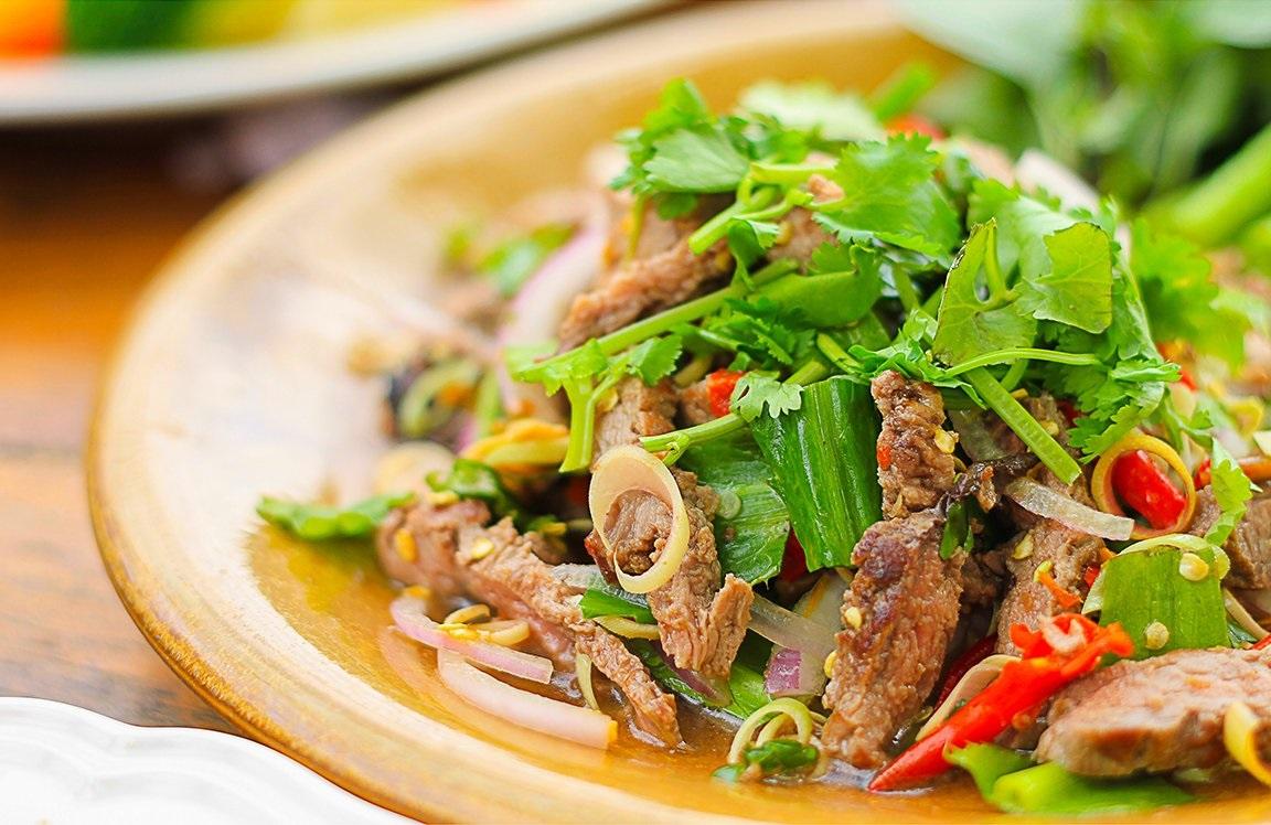 A Thai dish on the menu at Nittaya's Secret Kitchen, expanding to Centennial with Nittaya's Little Kitchen.