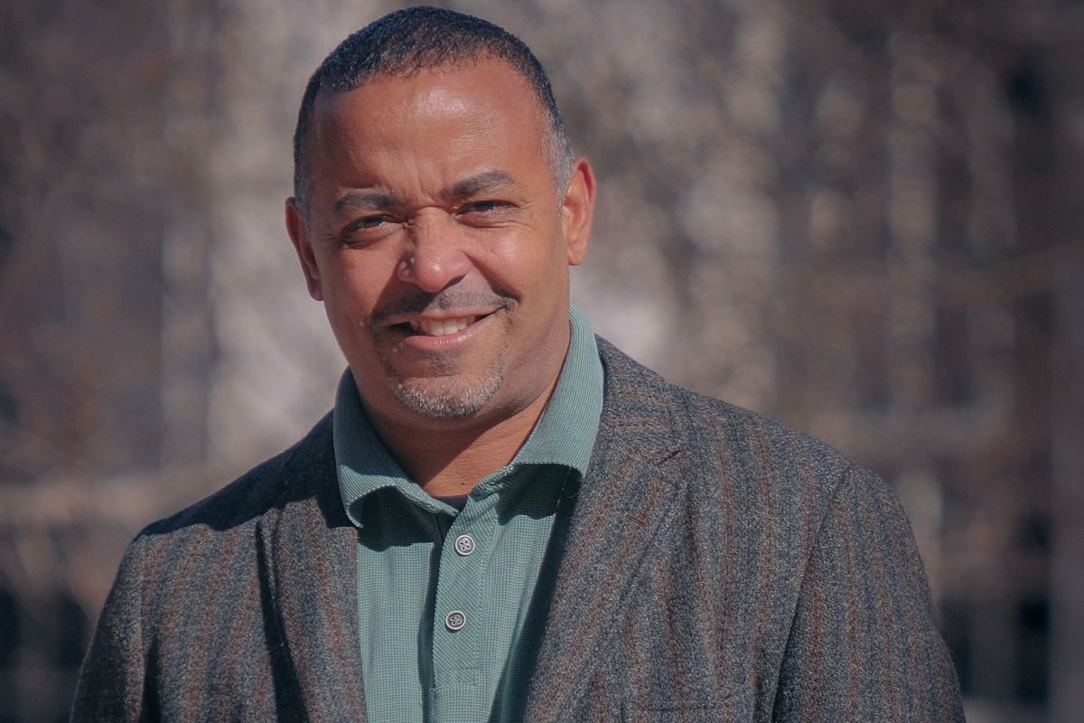 Rick Echevarría is running for City Council in Brooklyn's District 37.