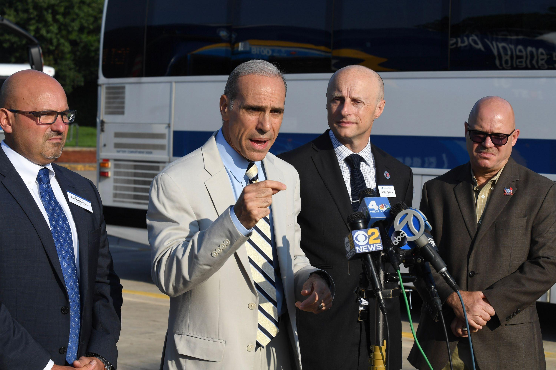 Staten Island Borough President James Oddo