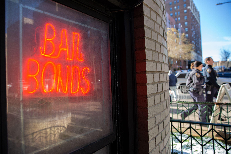Bronx bail bonds business